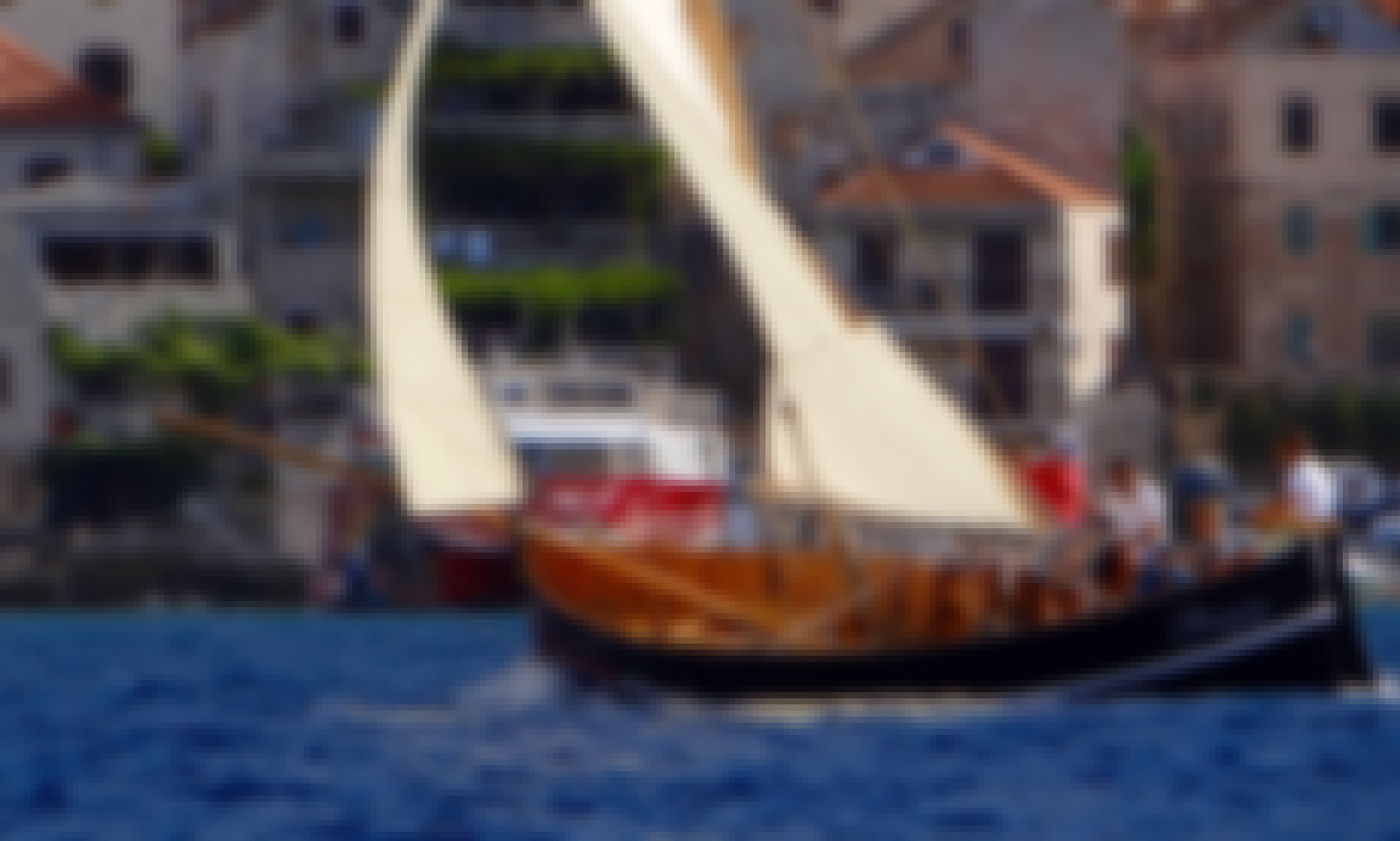 Experience Maritime Tradition Excursion in Split, Croatia! Lateen Sail - Gajeta Falkusa!