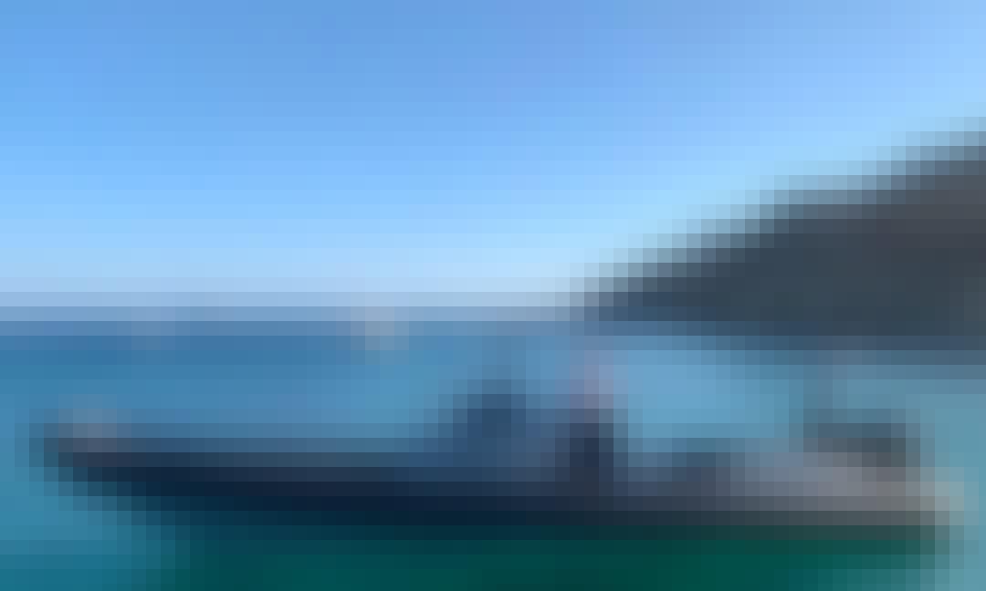 RIB Boat Tour in Mikonos