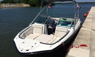 Awesome Yamaha AR210 Jet Boat for Rent!!