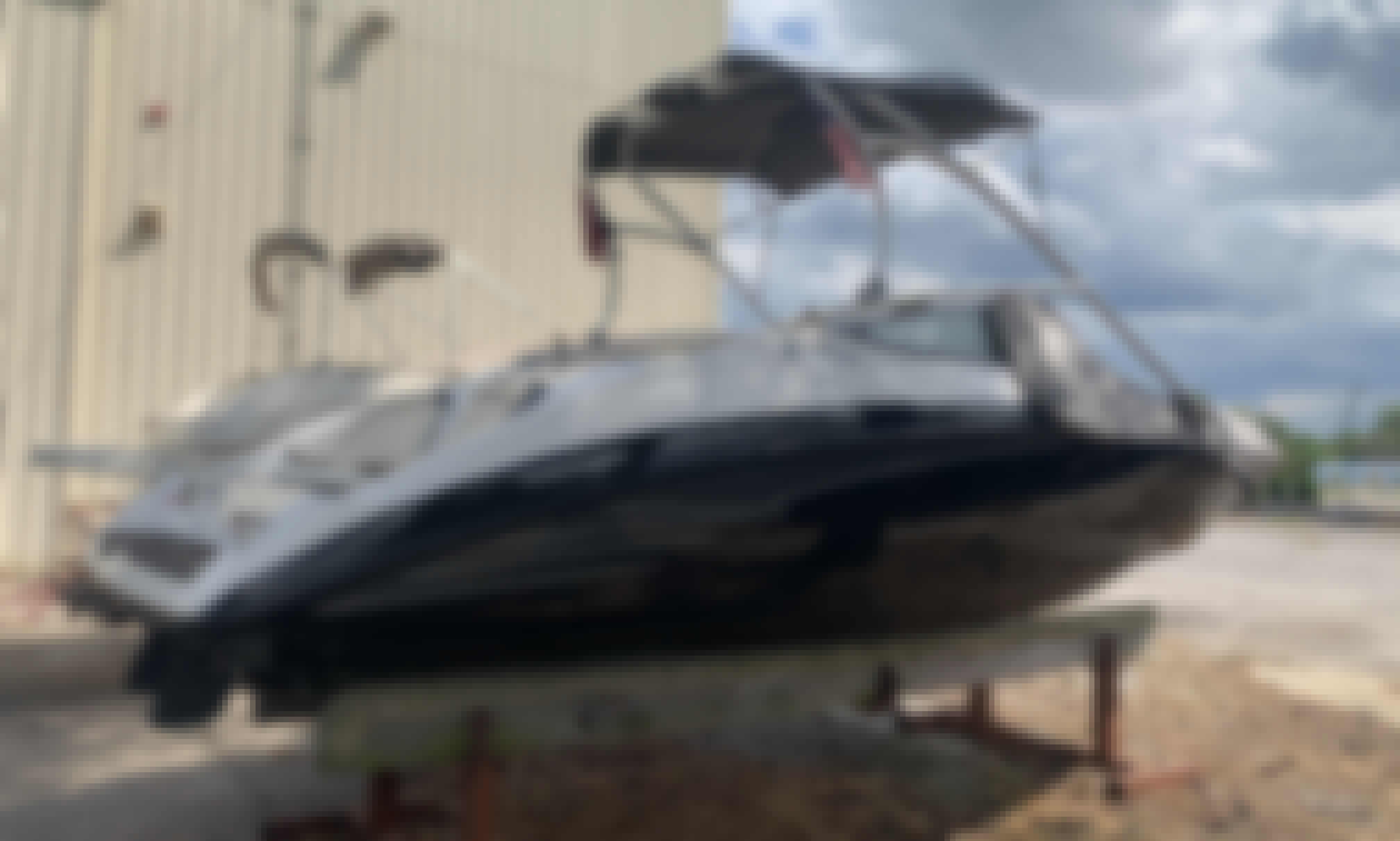 Well-Maintained Yamaha Jet Boat