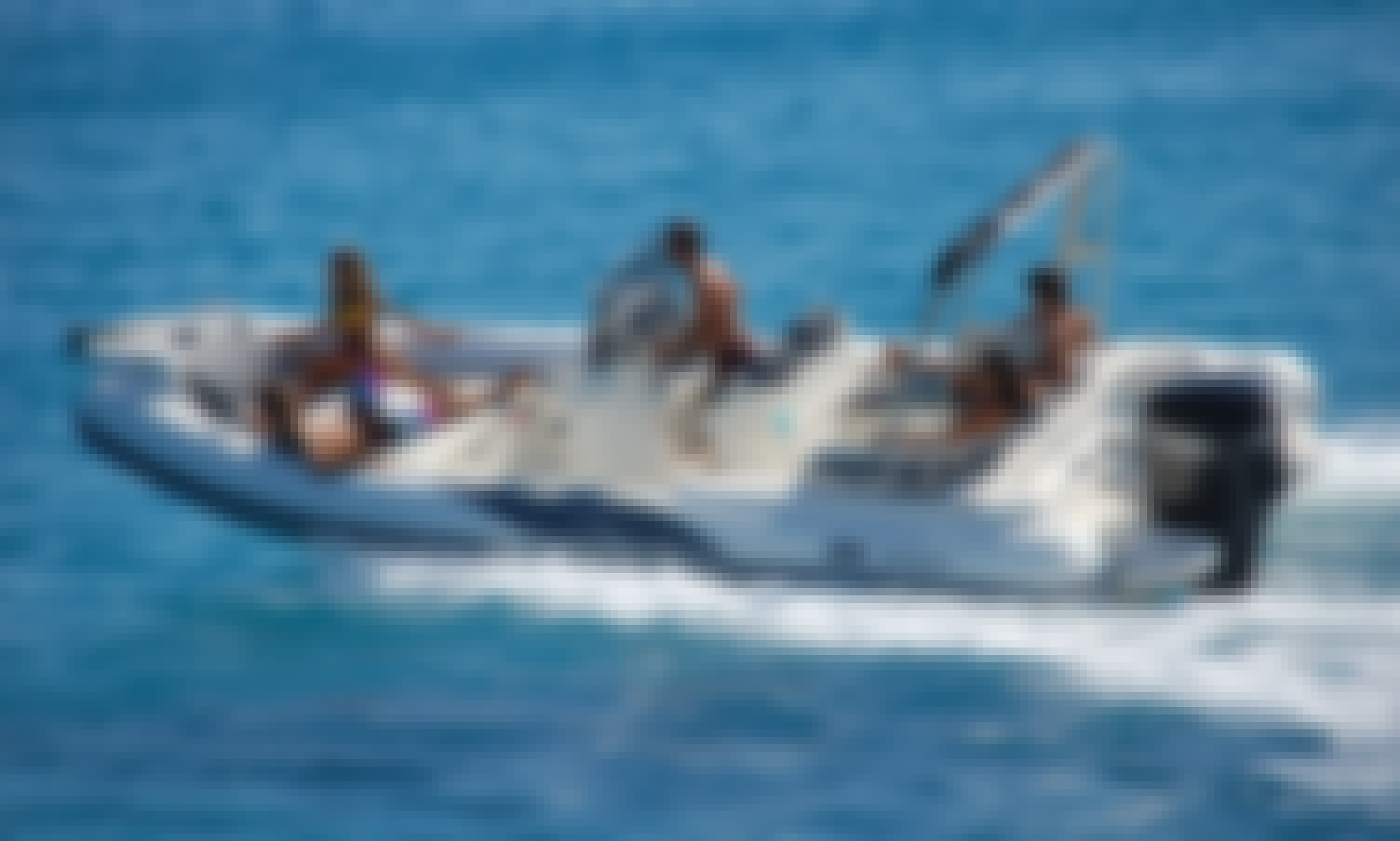 BSC 780 CLASSIC RIB Boat for Rent in Notteri