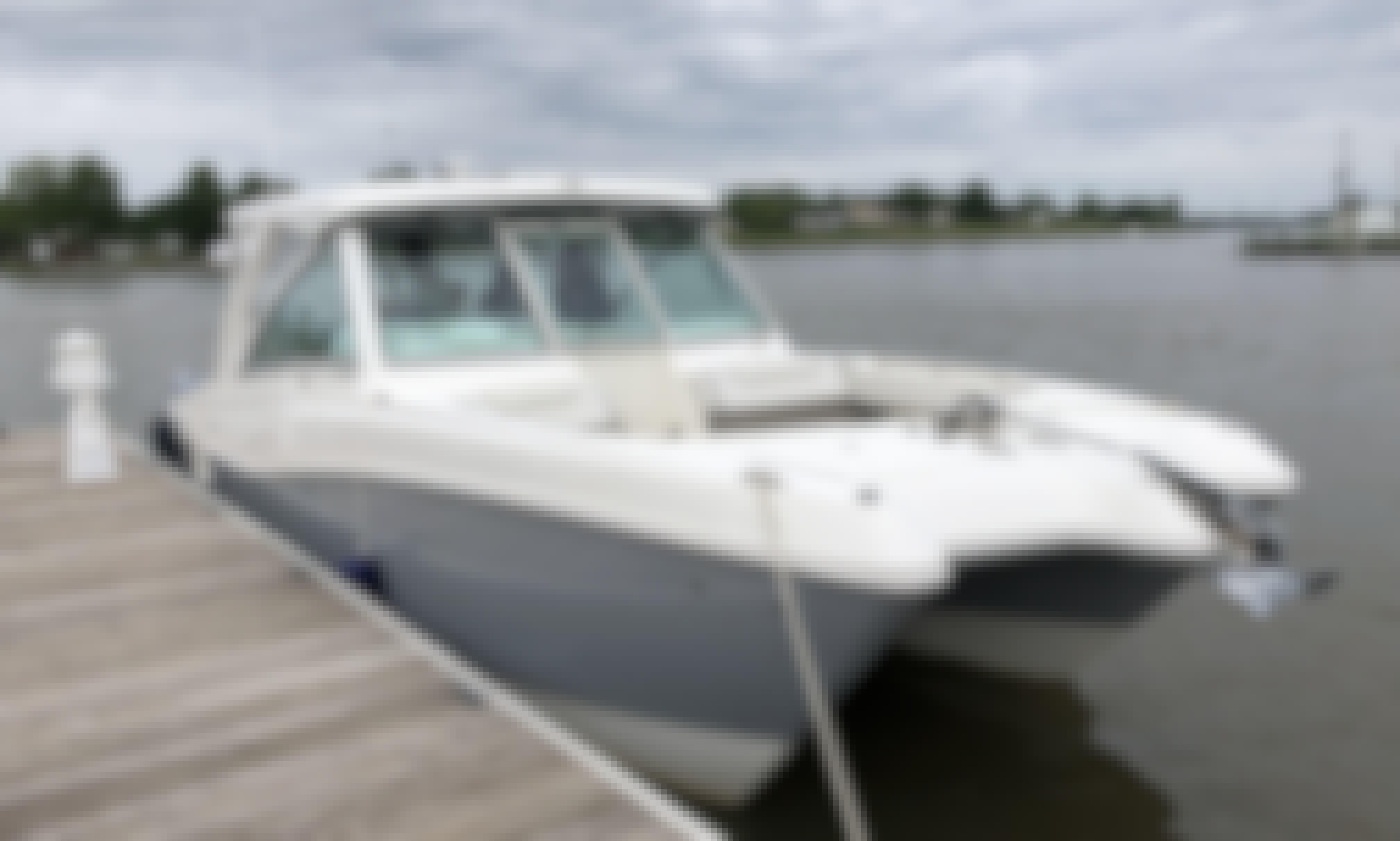 World Cat DC320 Catamaran Charter on Chesapeake and Delaware Bays