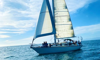 Gourmet Sailing Charter (Newly imported teak decking from Norway!)