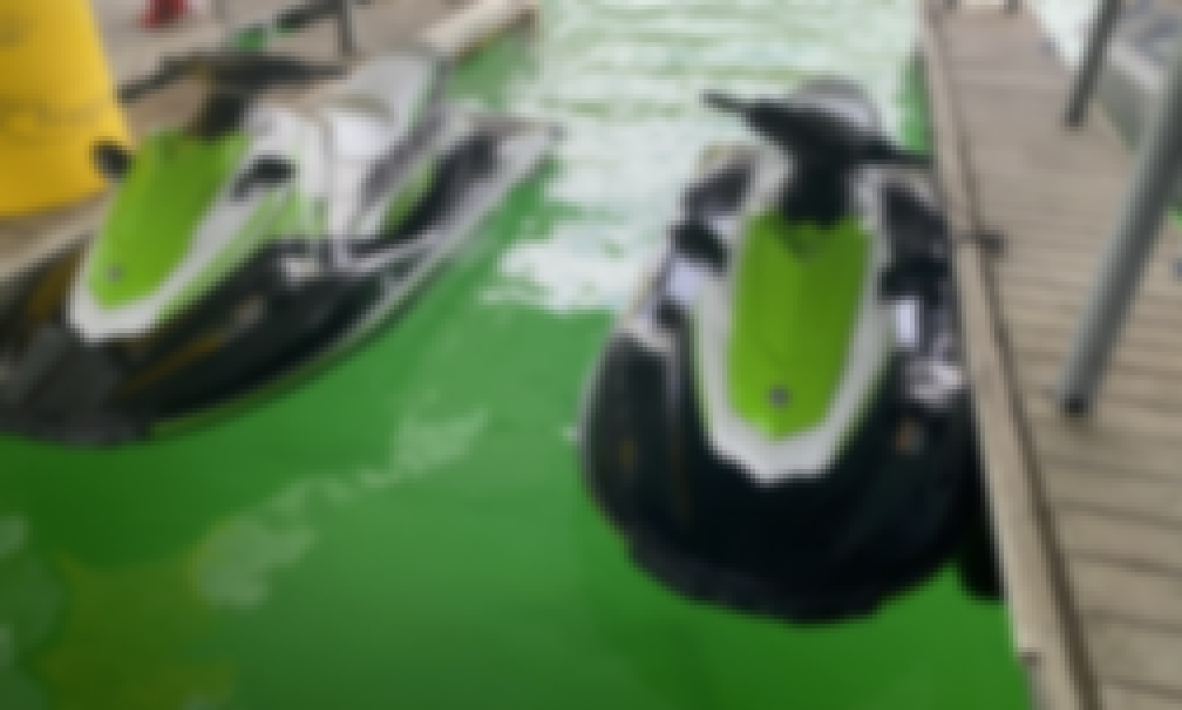 3-Seater Yamaha EX Jet Ski For Rent In Austin Texas.