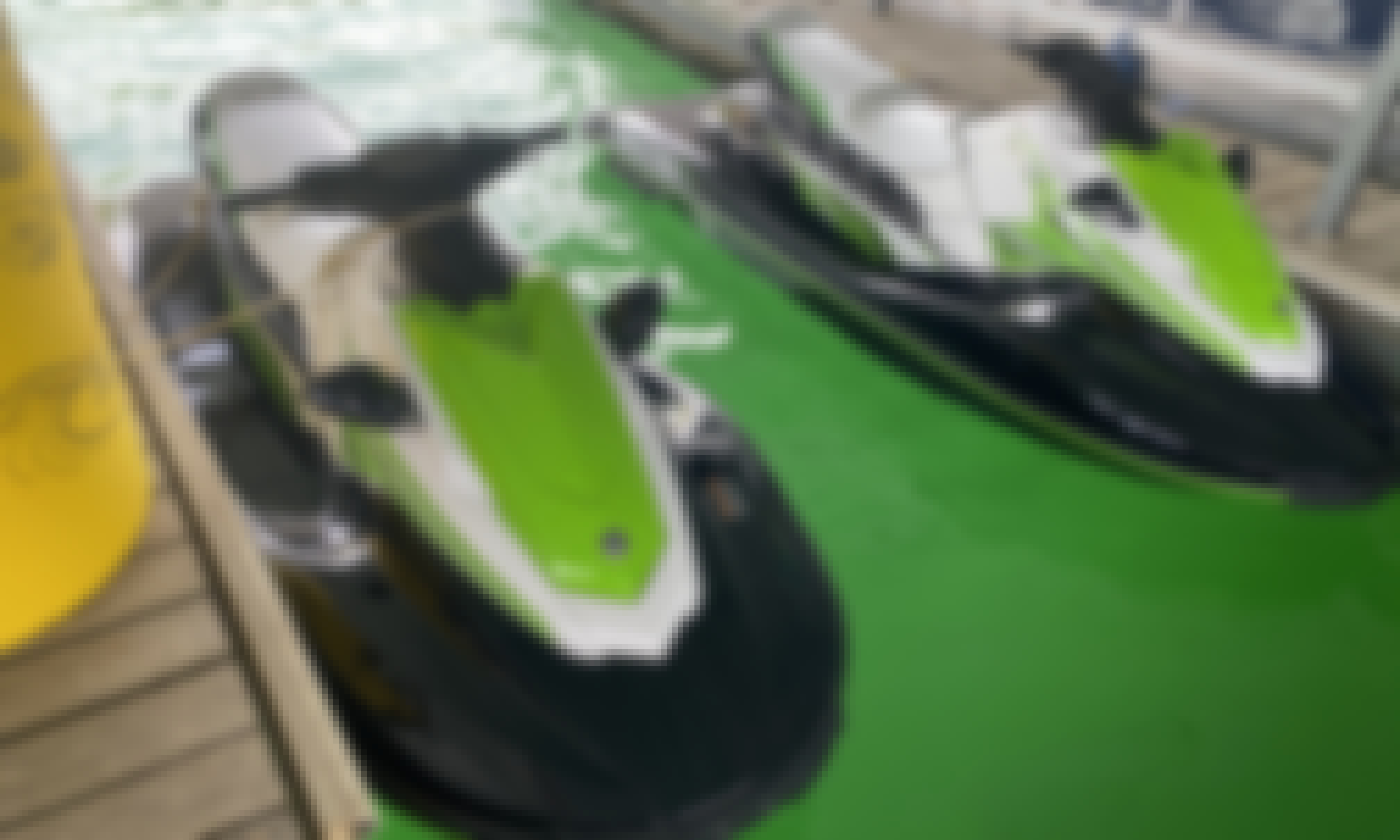 3-Seater Yamaha EX Jet Ski For Rent In Austin Texas.