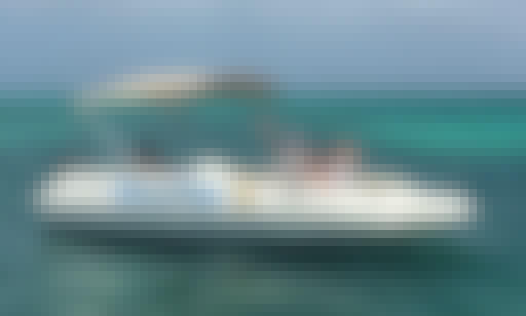Book a Private Boat Ride Including driver/guide in Noord, Aruba