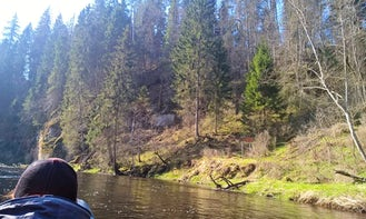 Full Day Canoe Tour - Brasla - Sigulda Route