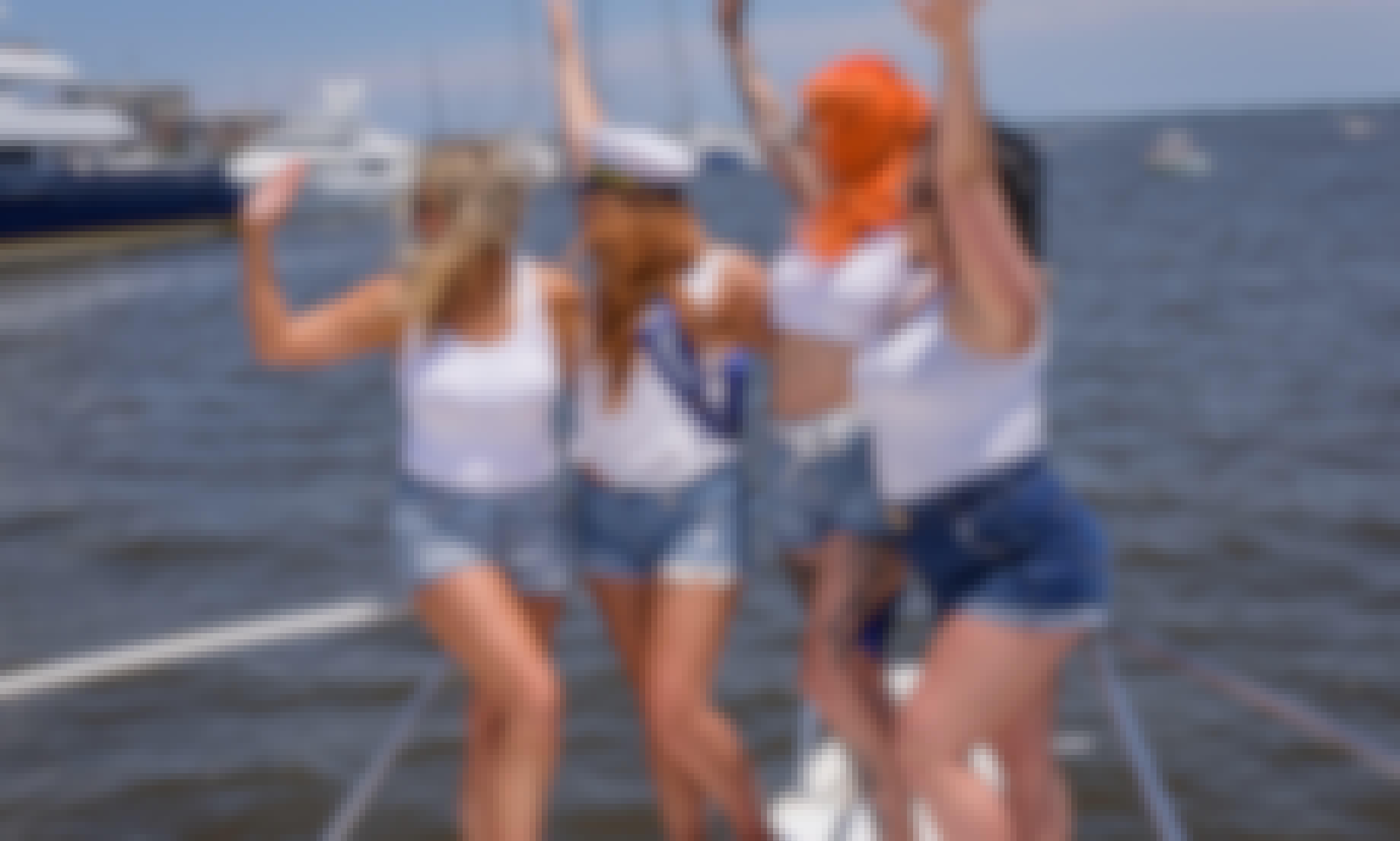 46 foot Ocean Yacht Charter in Charleston