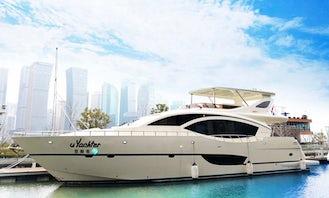 80F Motor Yacht in Shanghai Shi