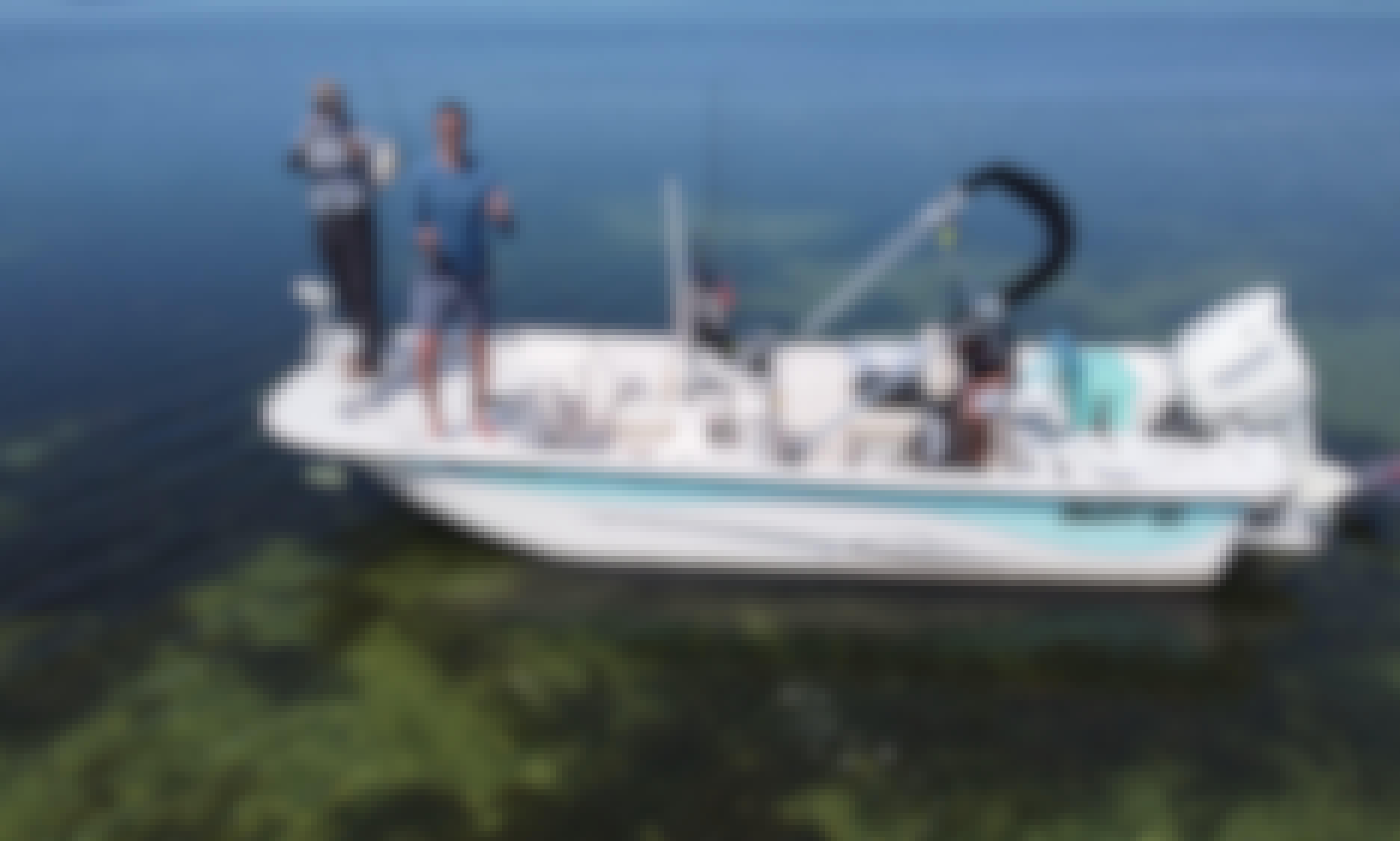 Easy Fishing in Islamorada