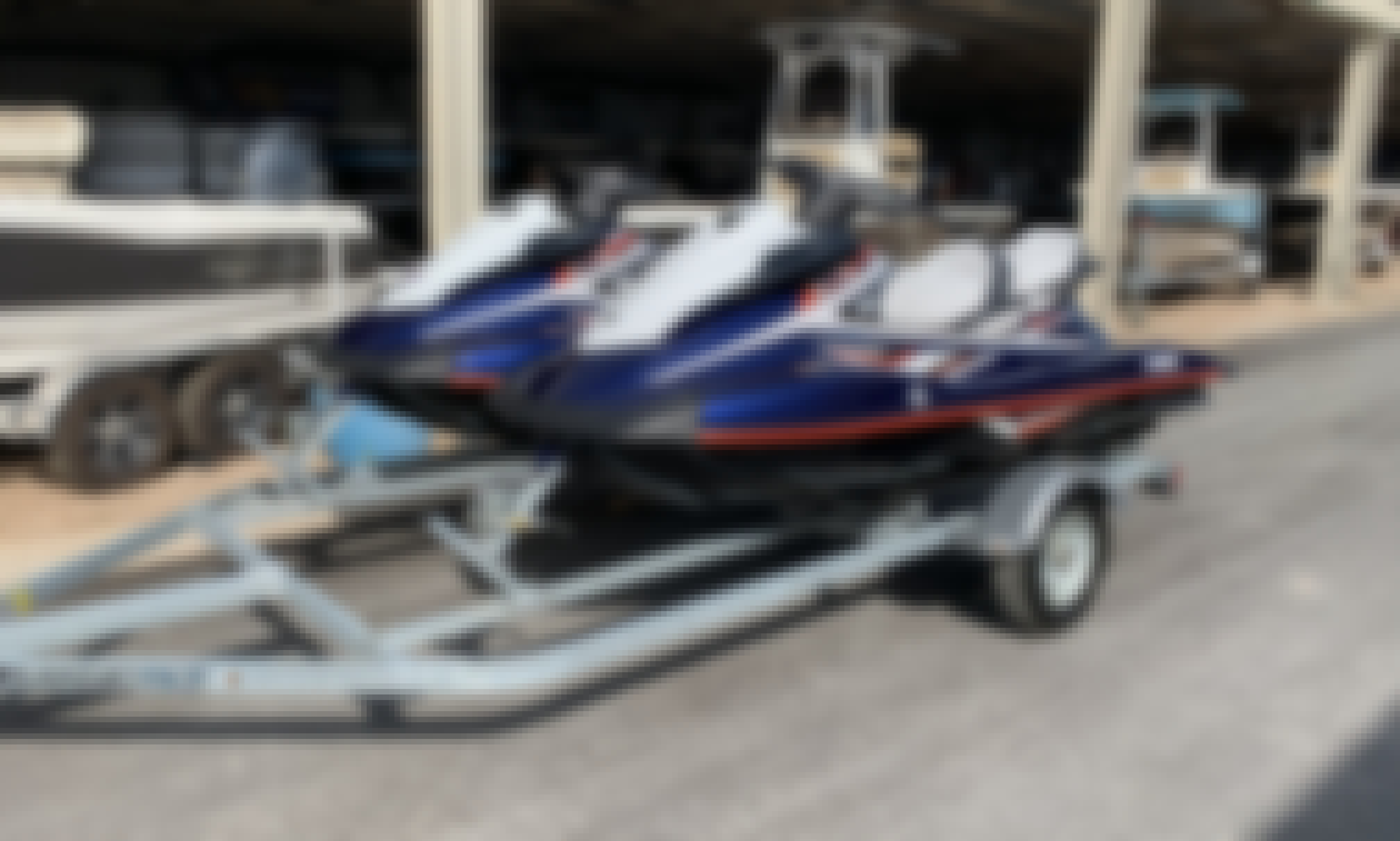 2019 Yamaha VX Cruisers Rental in Jonestown, Texas