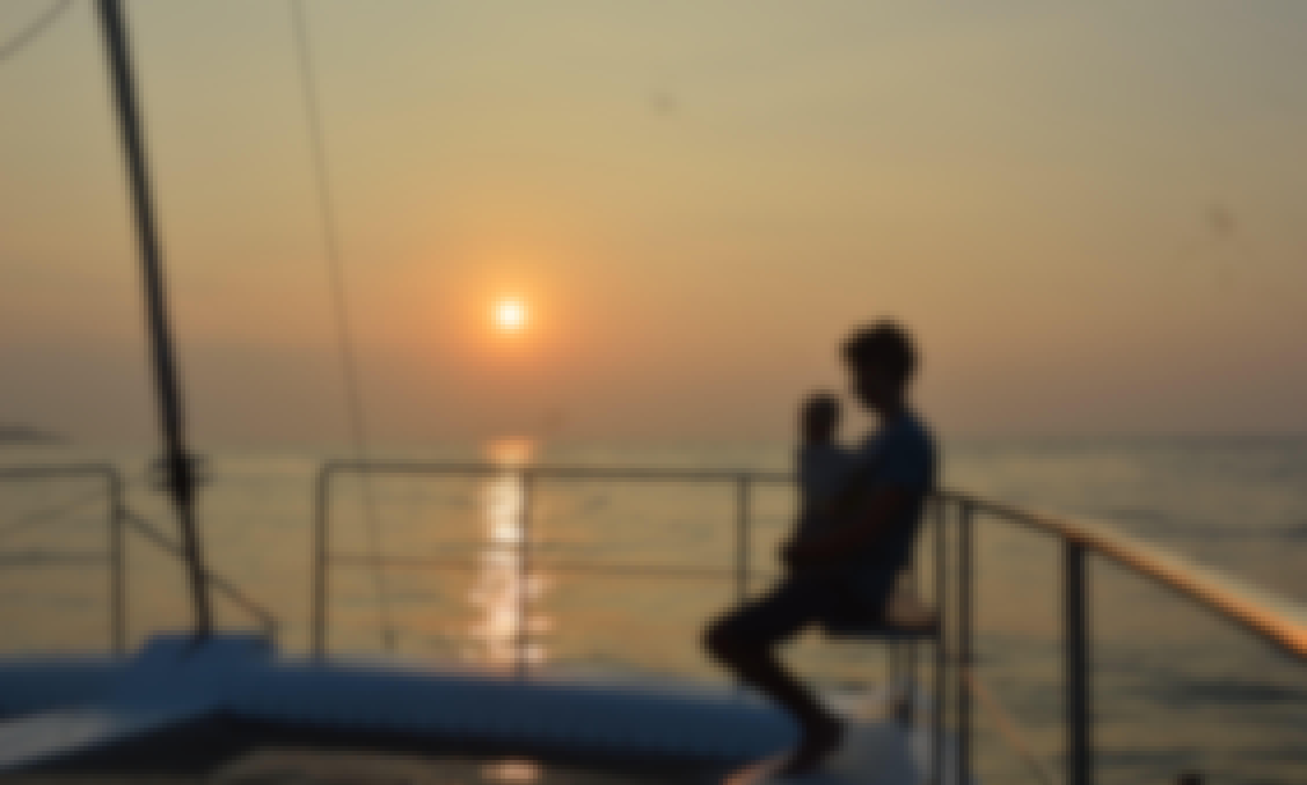 3 Hour Sunset Cruise in Trincomalee, Sri Lanka (No bareboat charter)