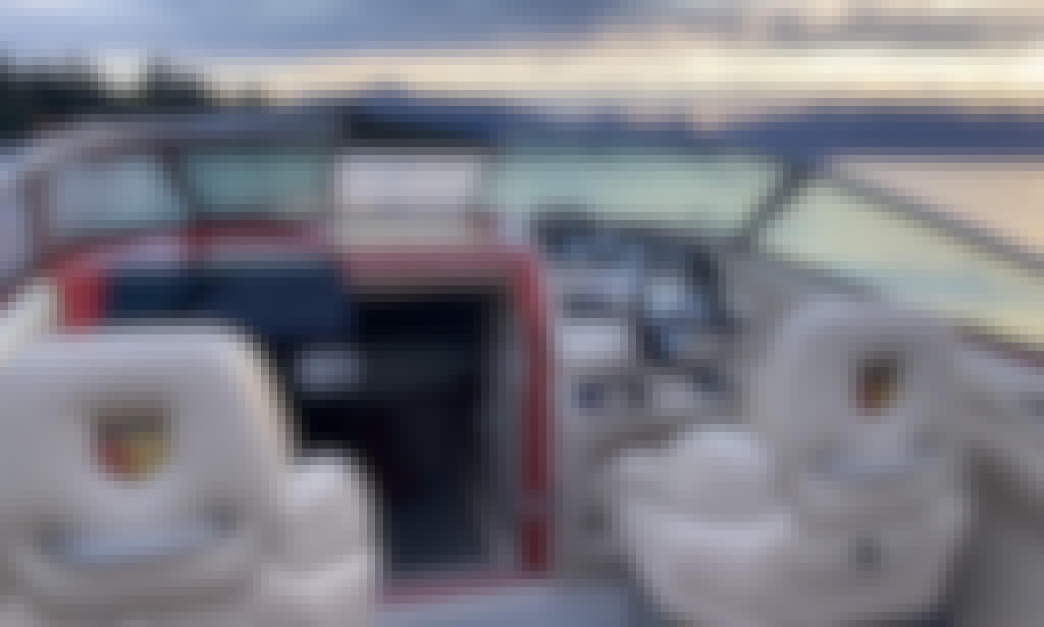 Ferrari Red Powerboat for Rent in South Lake Tahoe