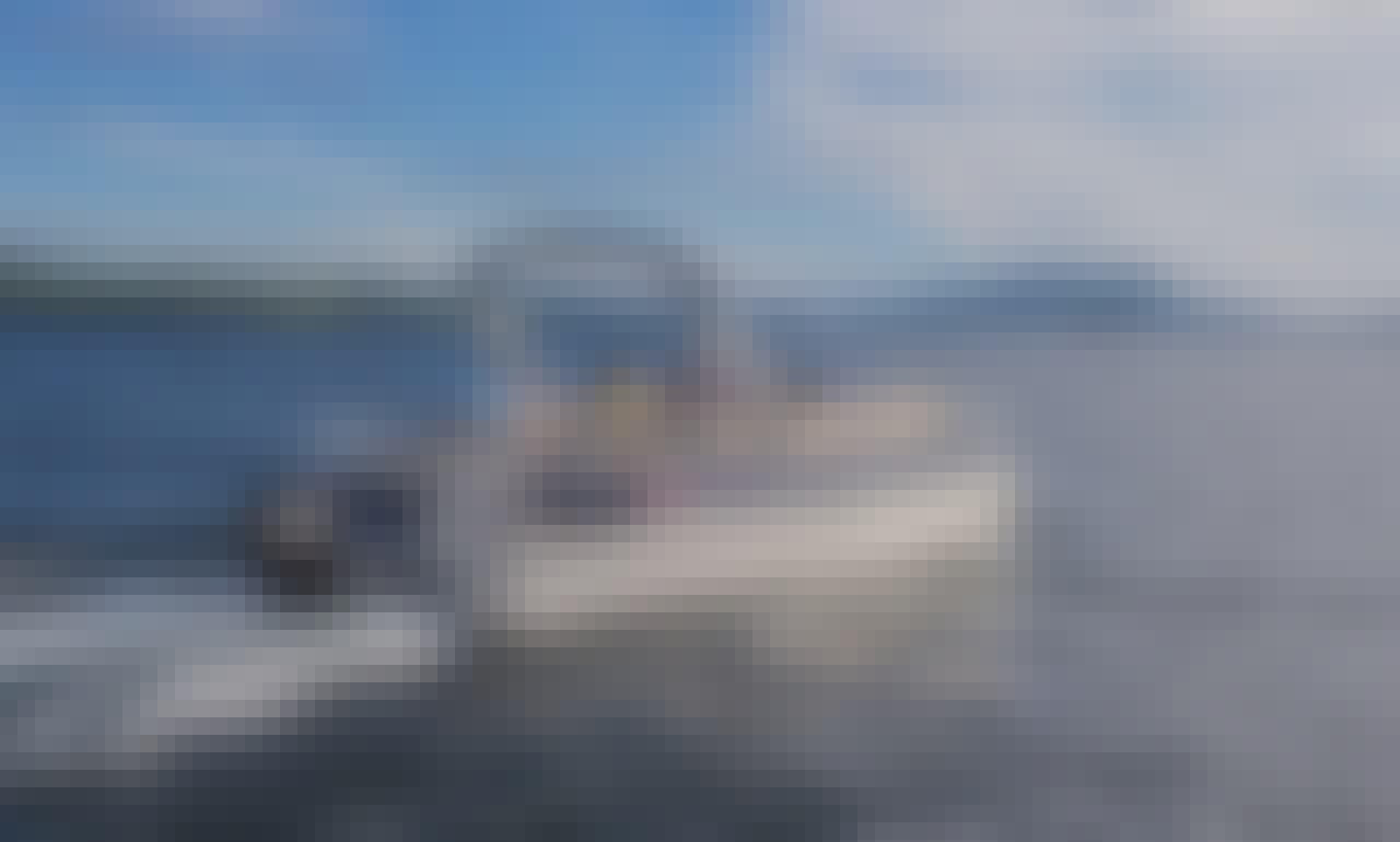 Pontoon Boat Rental in Cypress, Texas