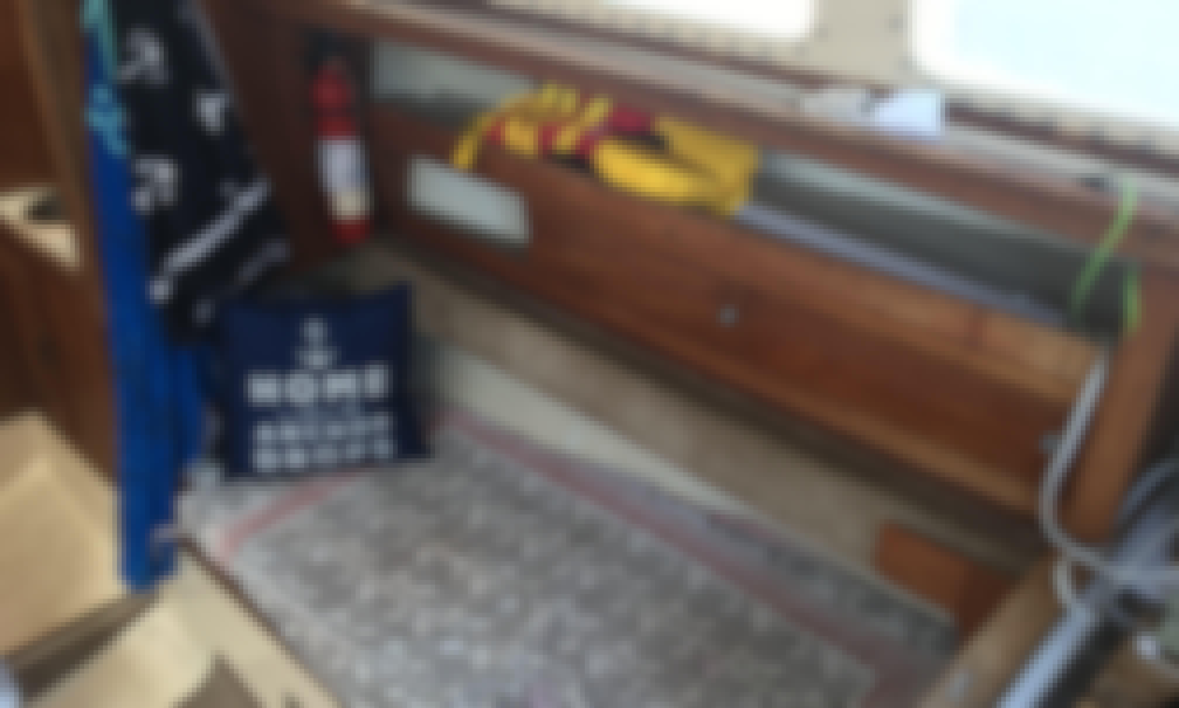 Anyone can sail this Ranger 29 on SF Bay (Berkeley Marina)