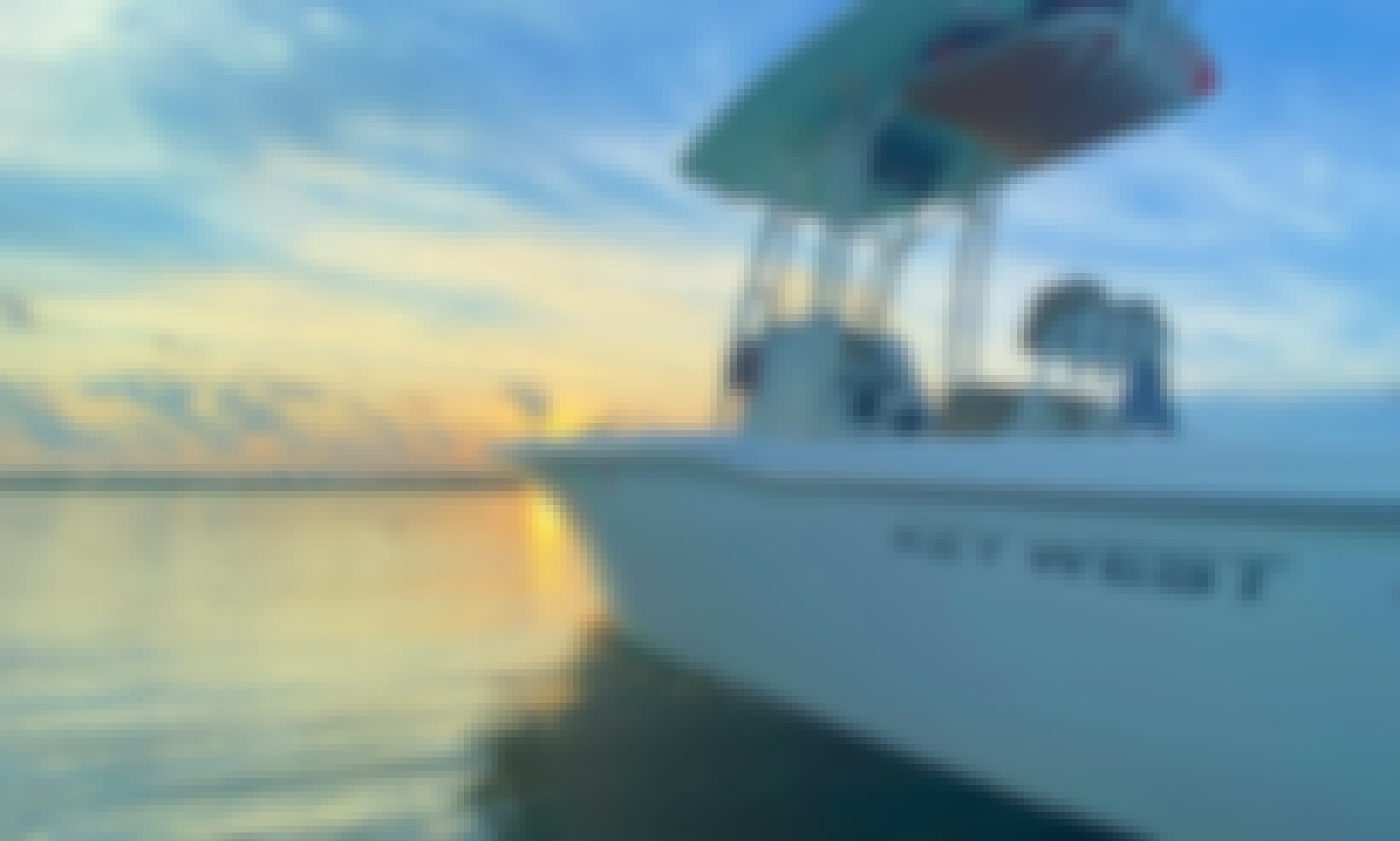 See Charleston in a whole new way! Book a Private Boat Tour on 23' Keywest Center Console with Captain Mandi!