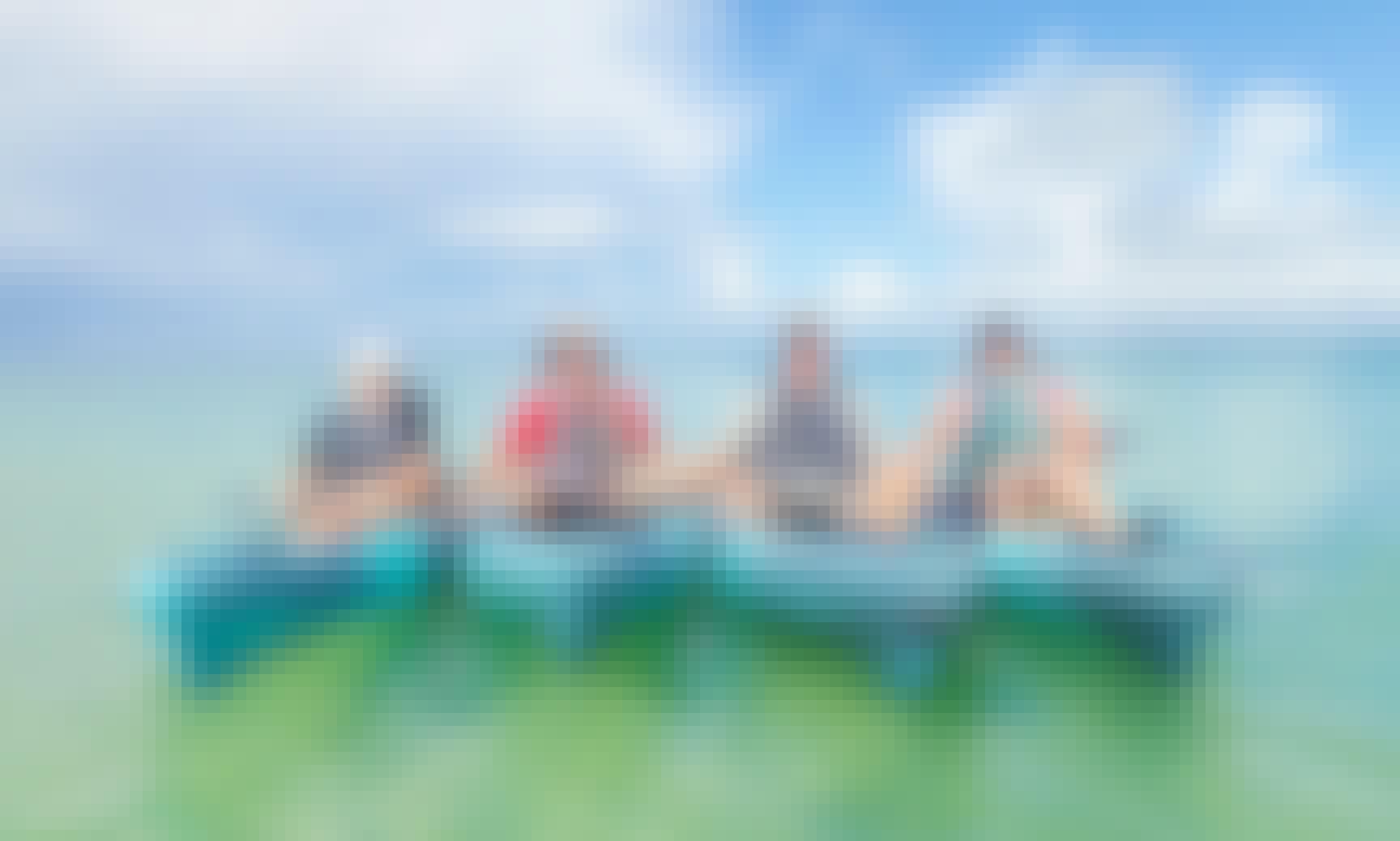 Perception Tribe Single Kayak for Rent in Bonita Springs, Florida!