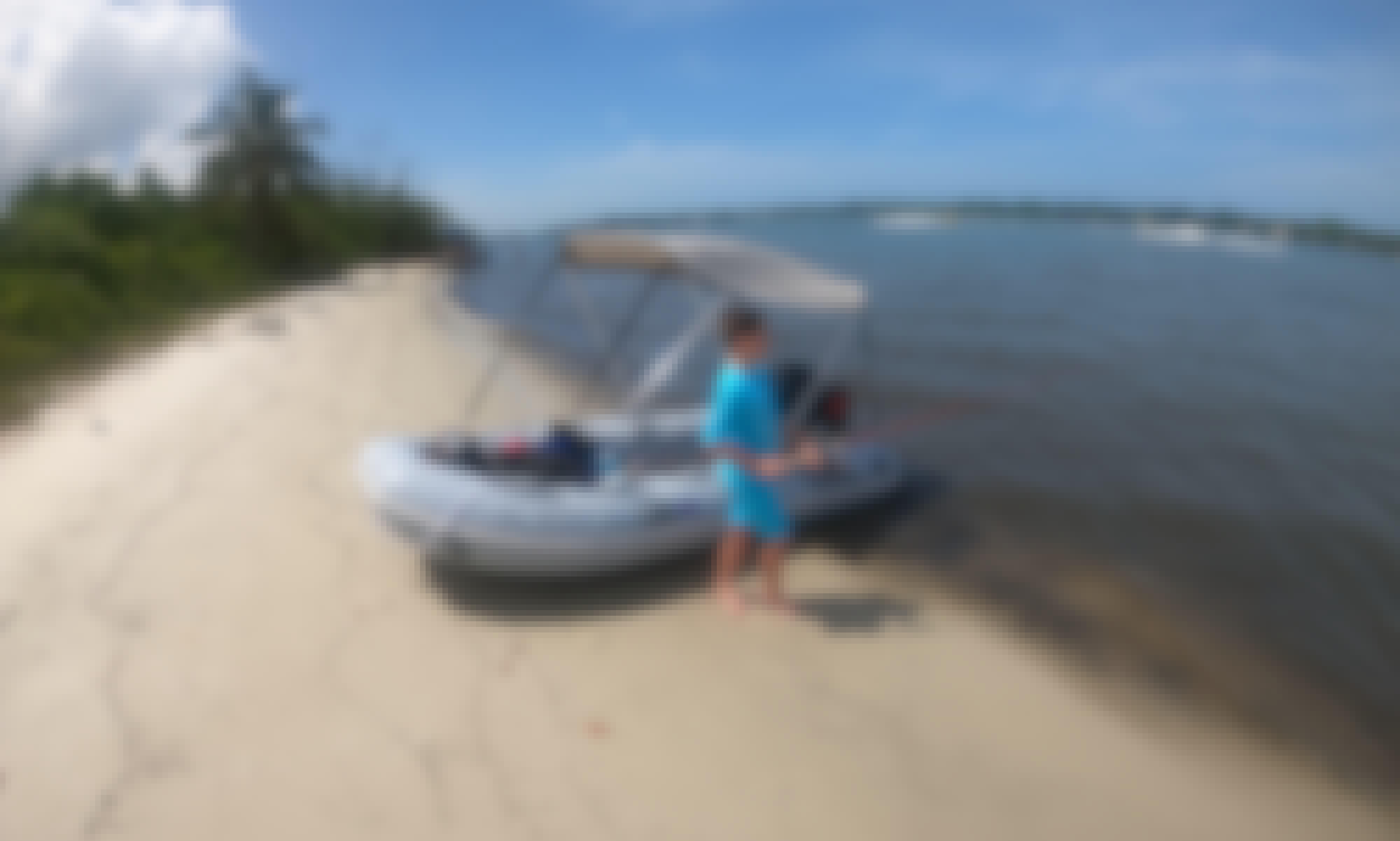 Affordable boating!