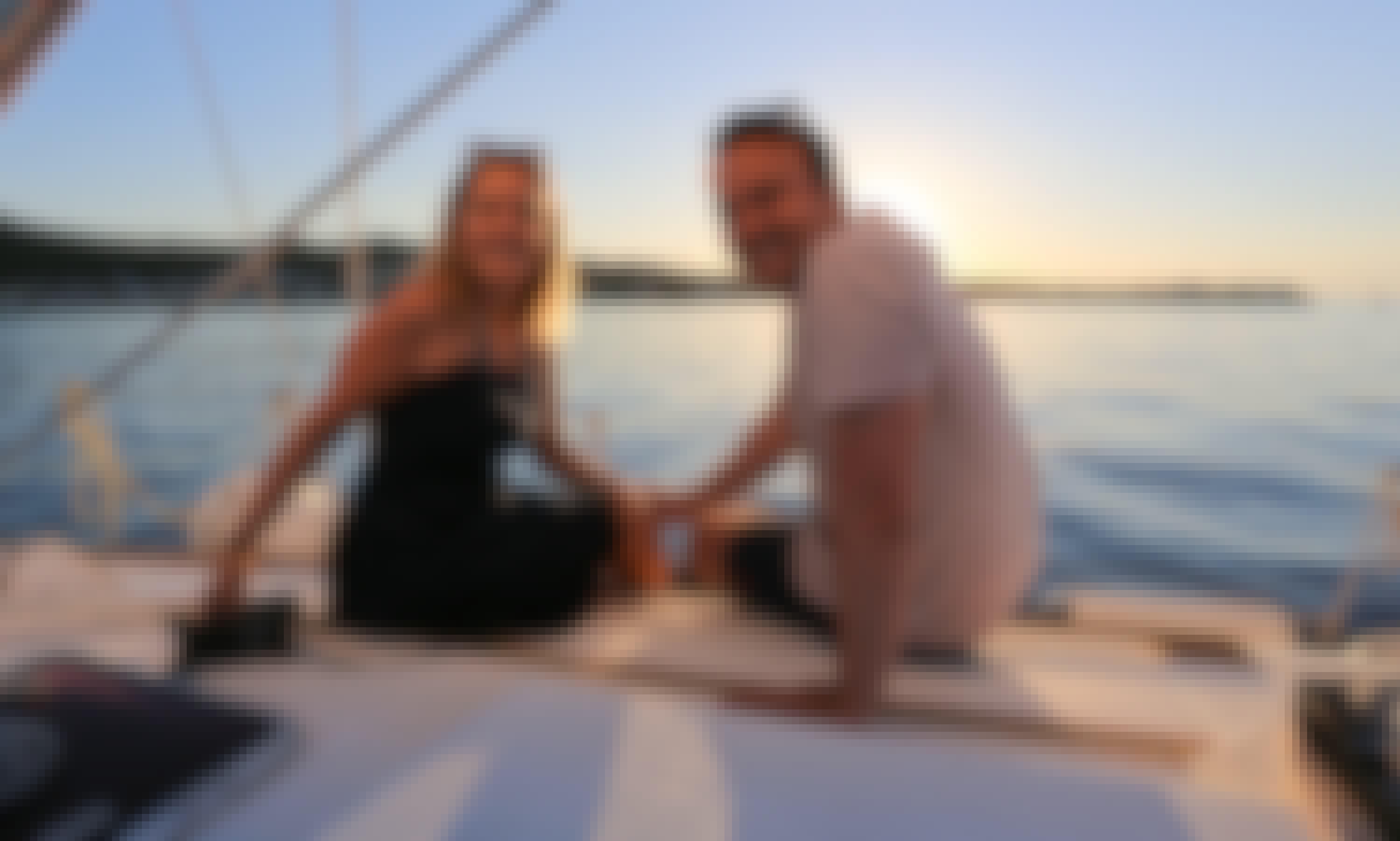 Charter or Rent Sailboat Holding 8 in Hvar