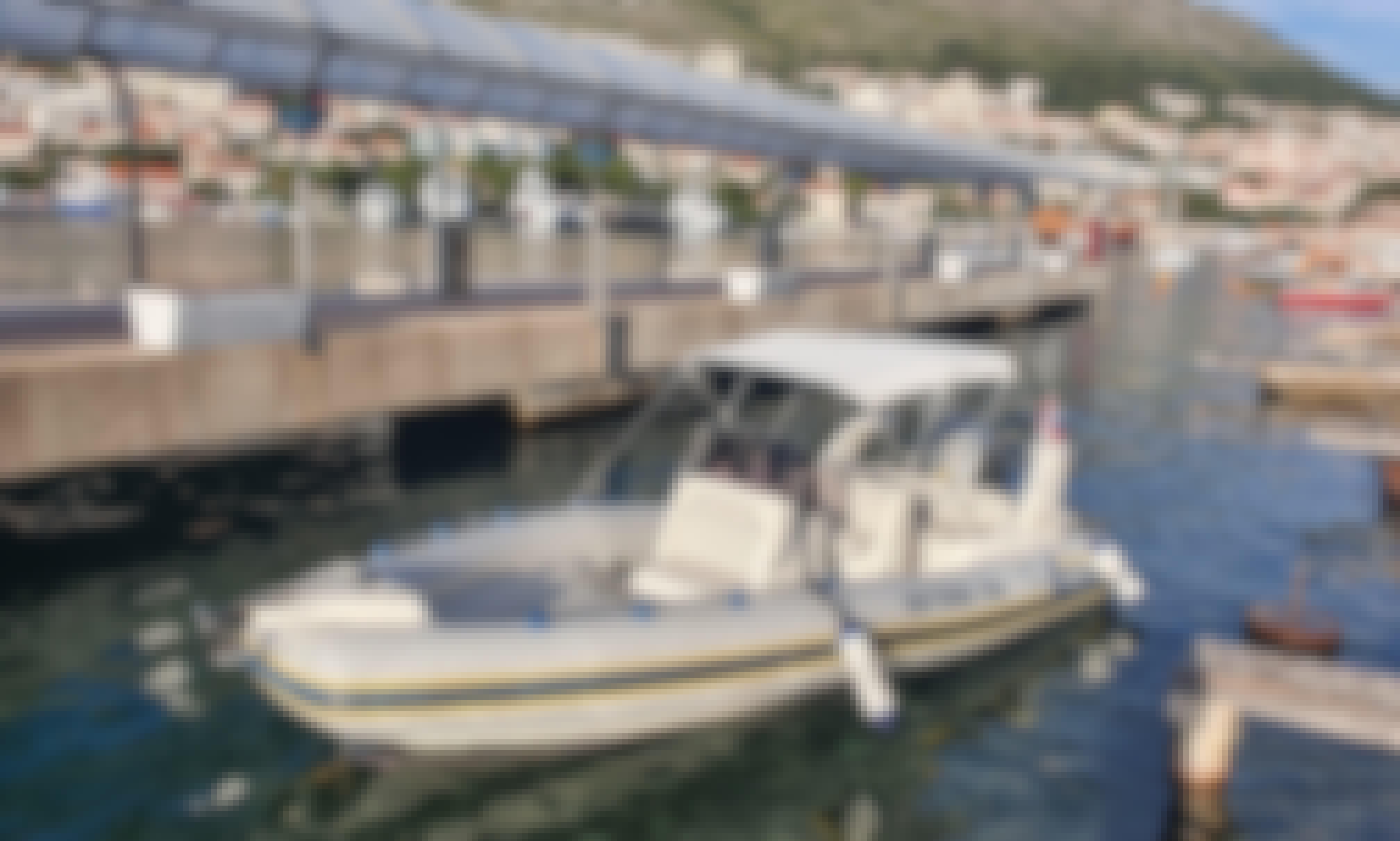 Book the 20' Marlin Semi-Rigid Inflatable Boat in Dubrovnik