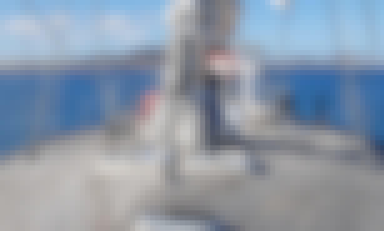 Sorrento Vagabundo 53 Sailing Charter in Ibiza