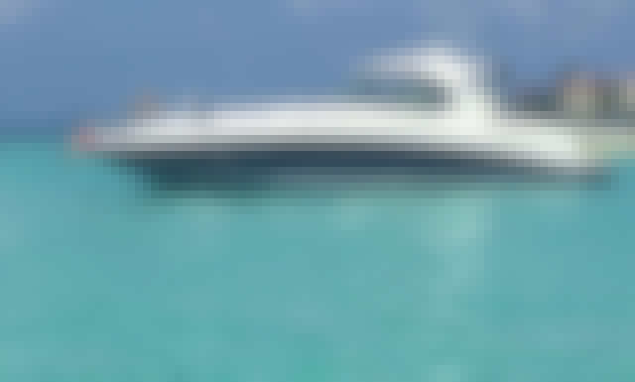 Charter Sundancer Luxury Yacht 60ft in Cancún