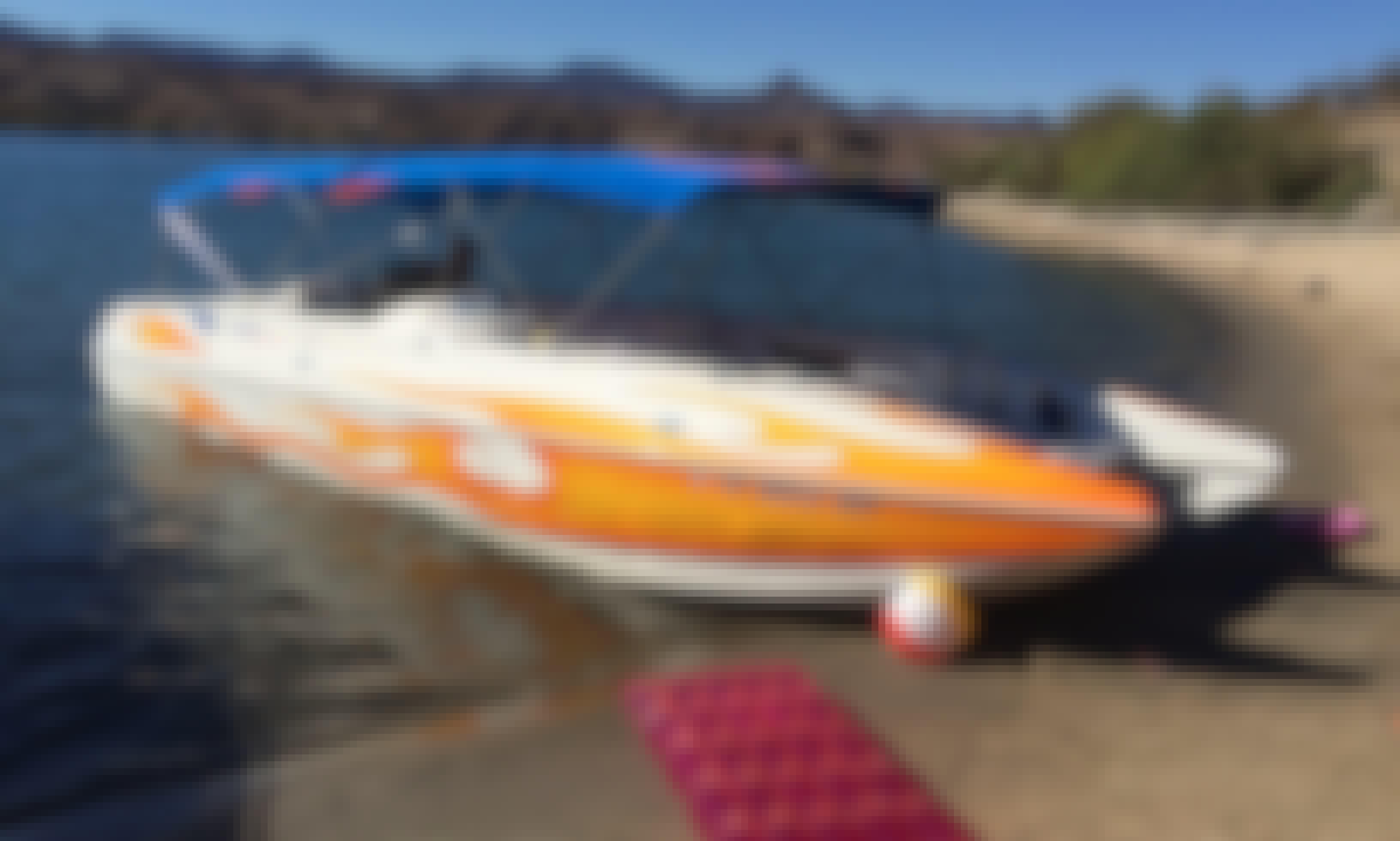Bachelorette/Bachelor Parties on Powerboat in Las Vegas