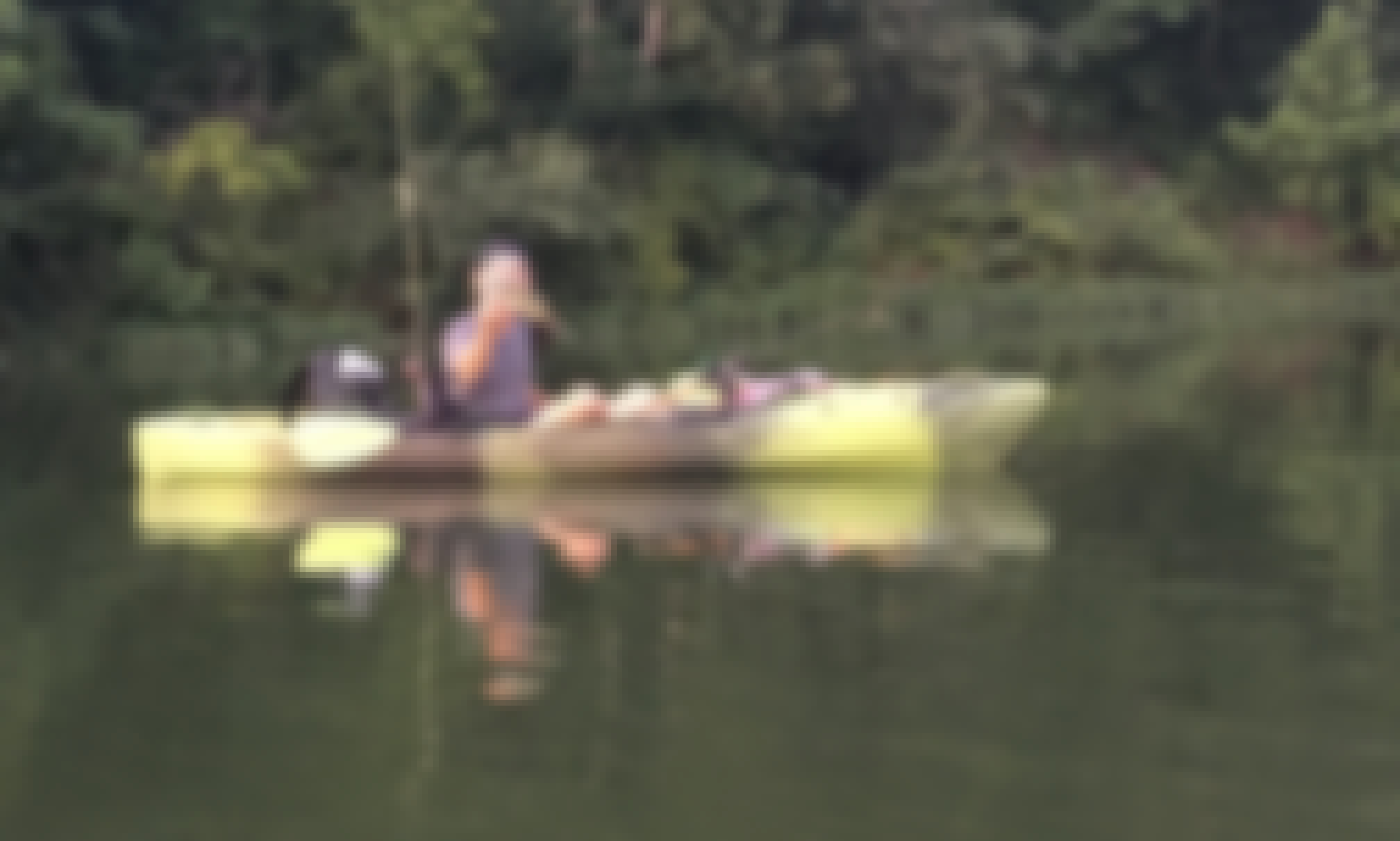 Local Kayak Adventure near Kansas City