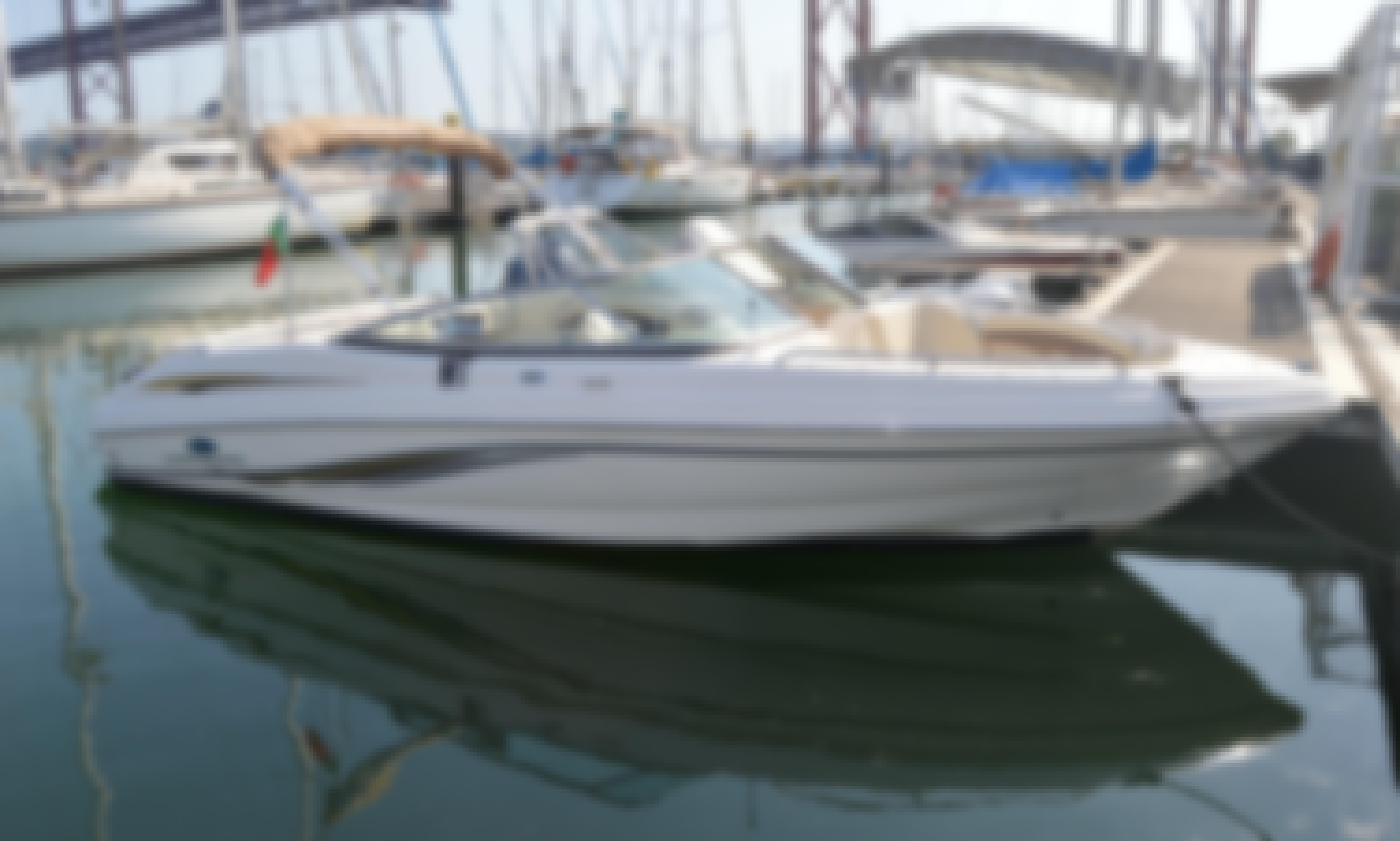 Book this Wonderful Chaparral 21` in Lisbon