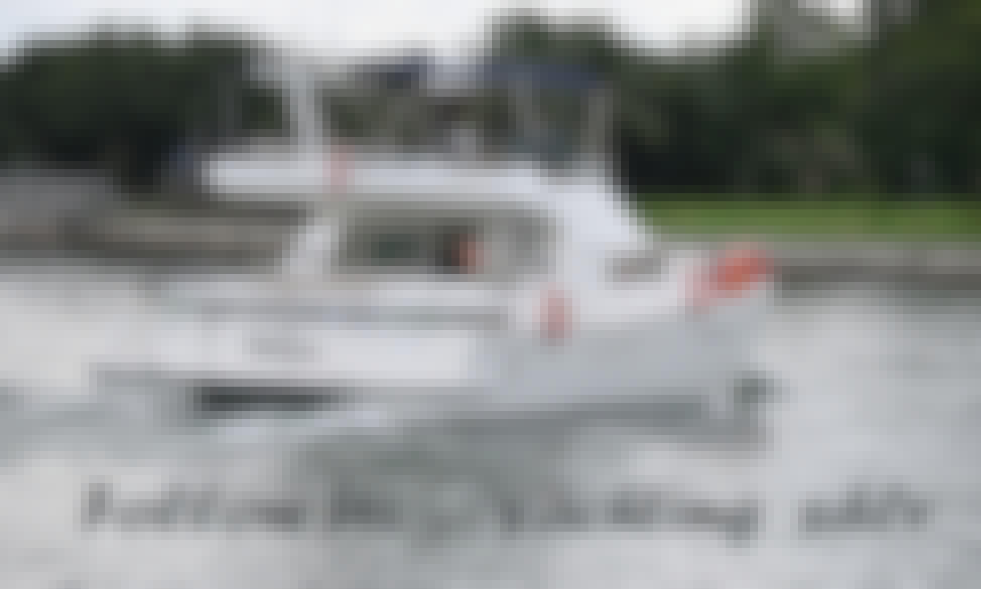 44ft Power Catamaran