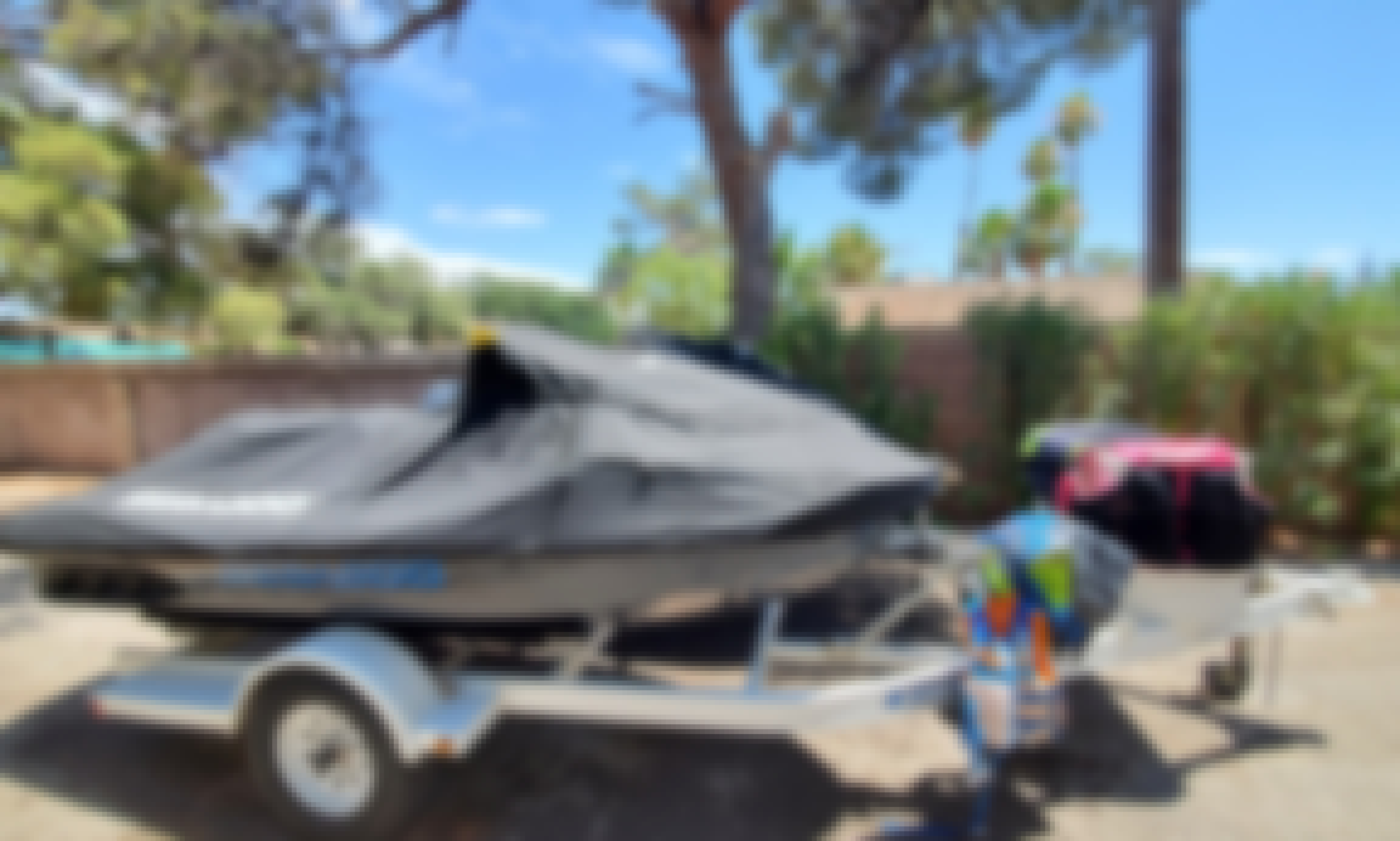 Rent my 2 Sea Doo GTX Jet Ski from Las Vegas to Lake Mead w/ High Performance & Luxury