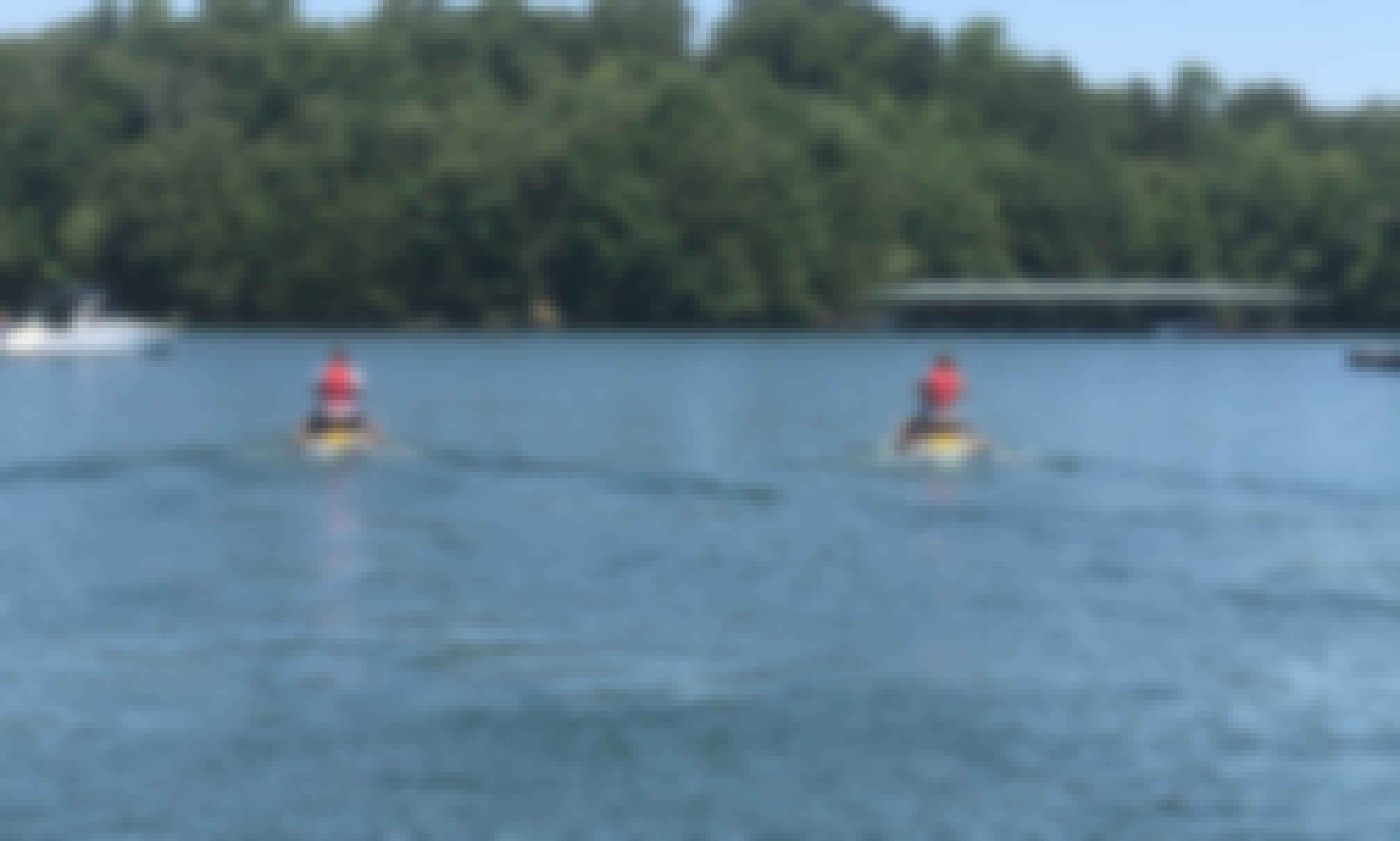 Super Fun SeaDoo Jet Skis for Rent On Lake Lanier!!