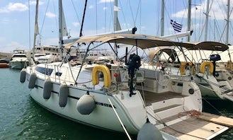 Bavaria 46 Cruising Monohull - Sailing Yacht Day Charter in Lavrio