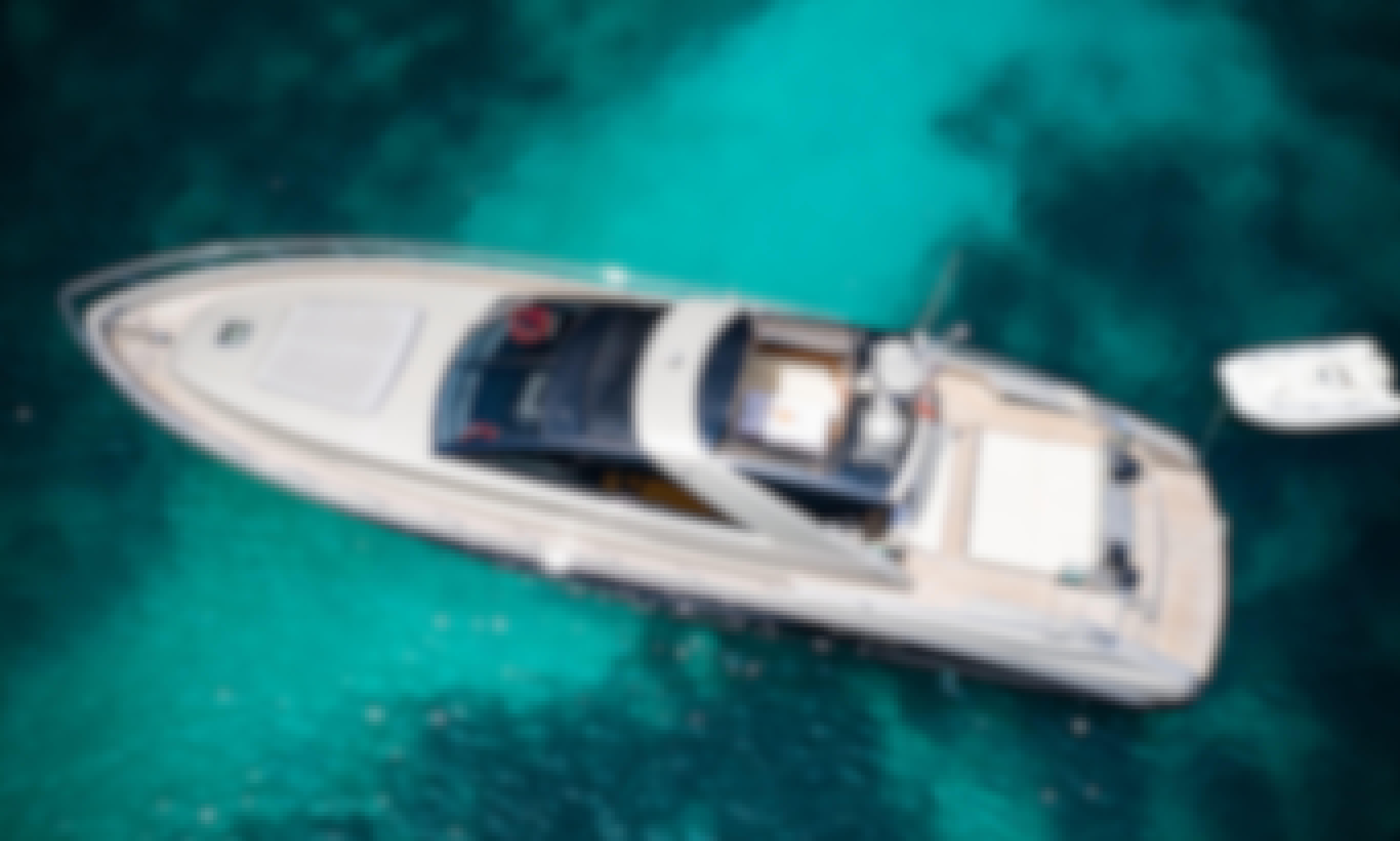 Riva 68 Ego Power Mega Yacht Rental in Palma, Illes Balears