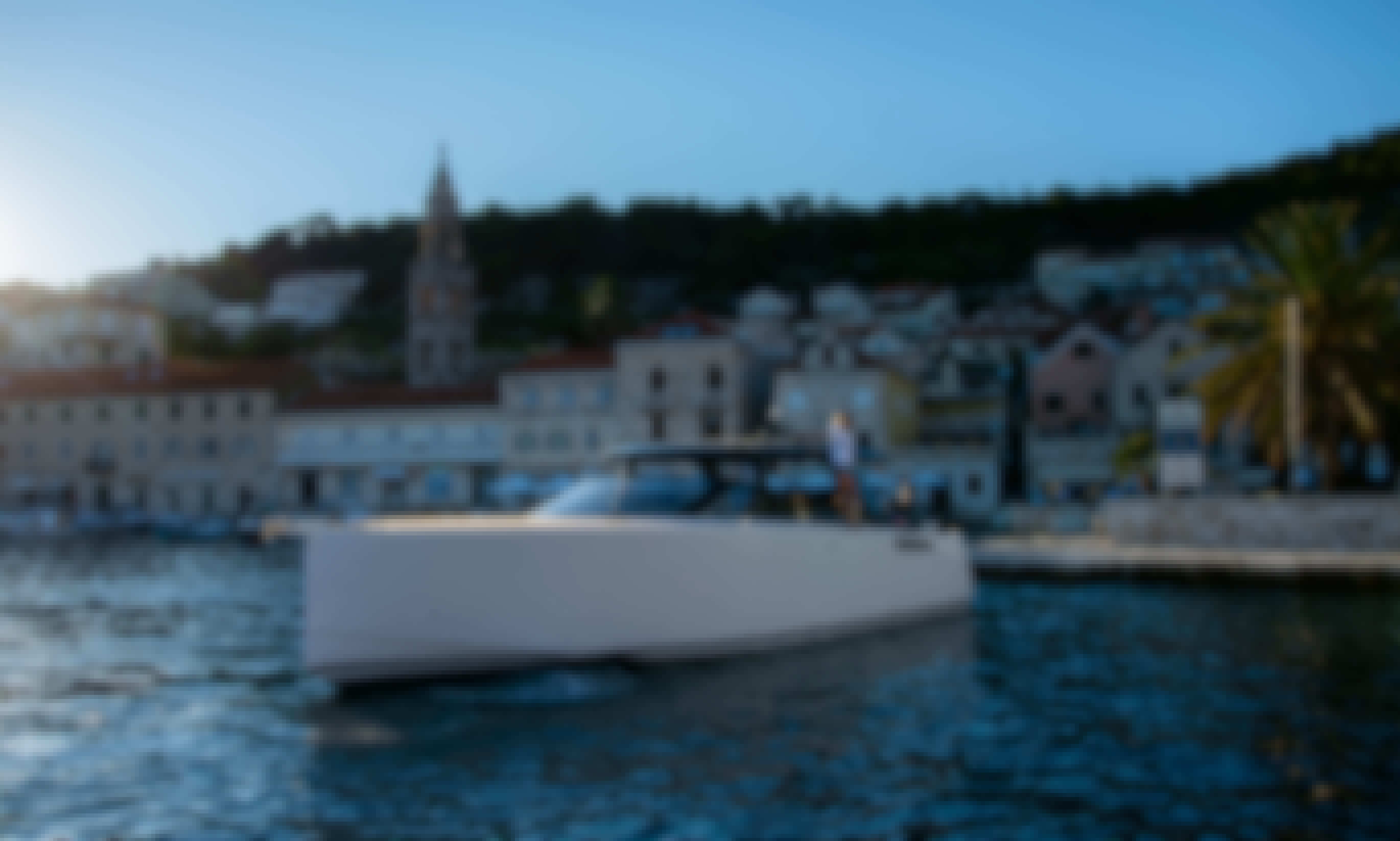 Colnago 45 ht Luxury speedboat tours Hvar