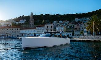 Colnago 45 ht Luxury speedboat tours Hvar