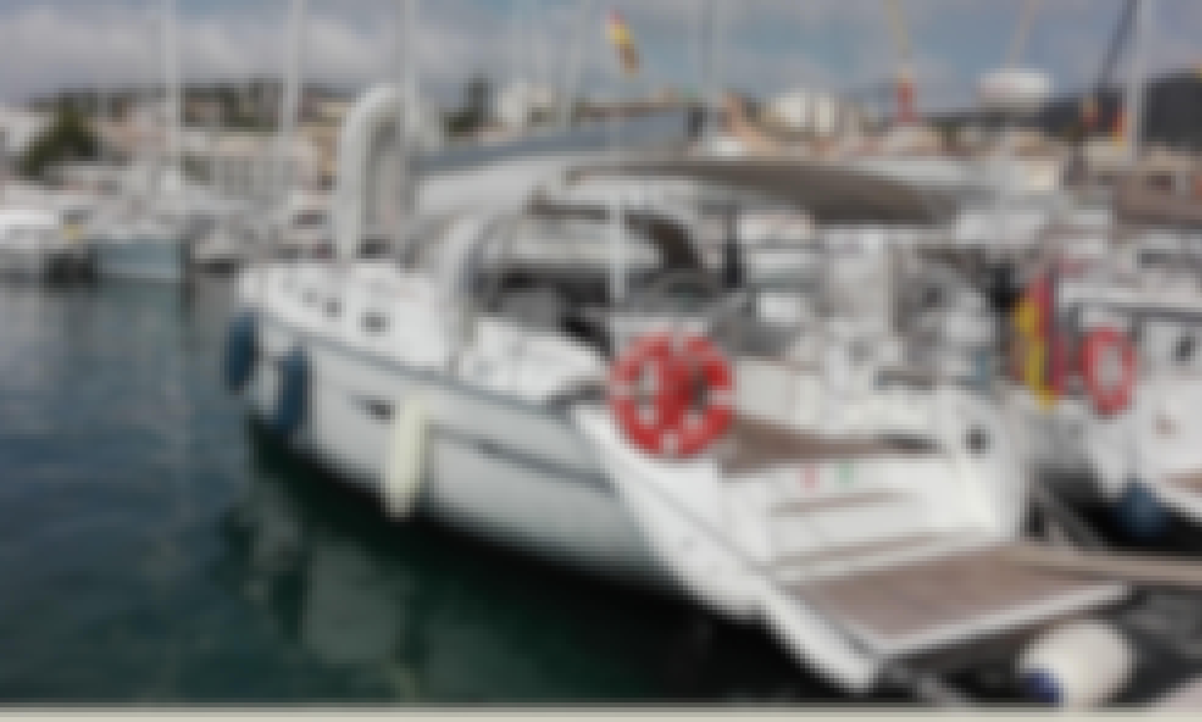 "Charter the ""Eve"" Bavaria Cruiser 45 Sailing Yacht in Palma, Illes Balears"