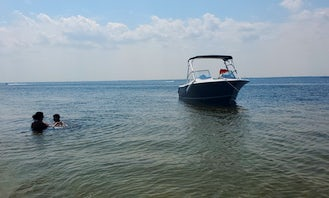 Charter 24' Seahunt Powerboat in Berkeley Township for 6 People!!