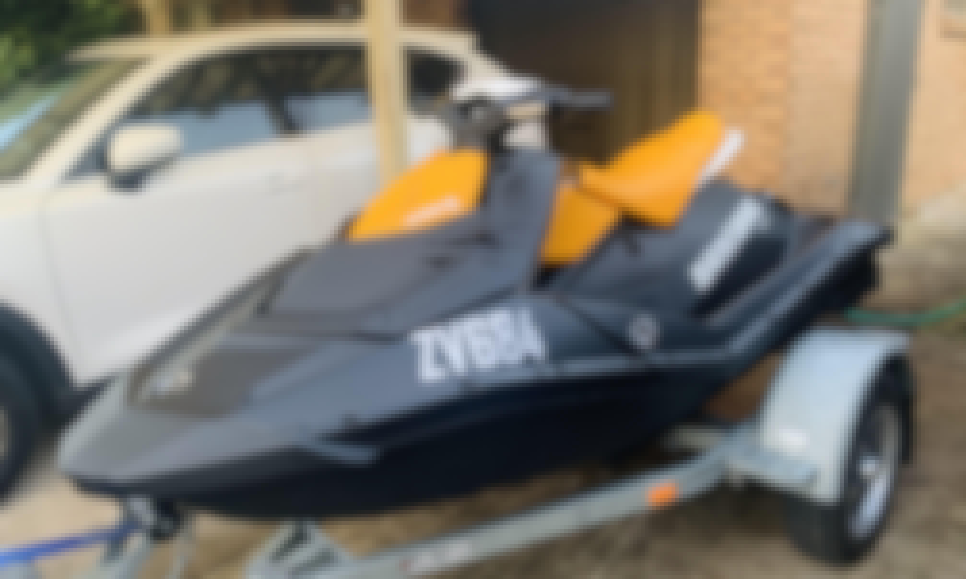 Seadoo Jet Ski Hire in Currumbin Waters, Queensland