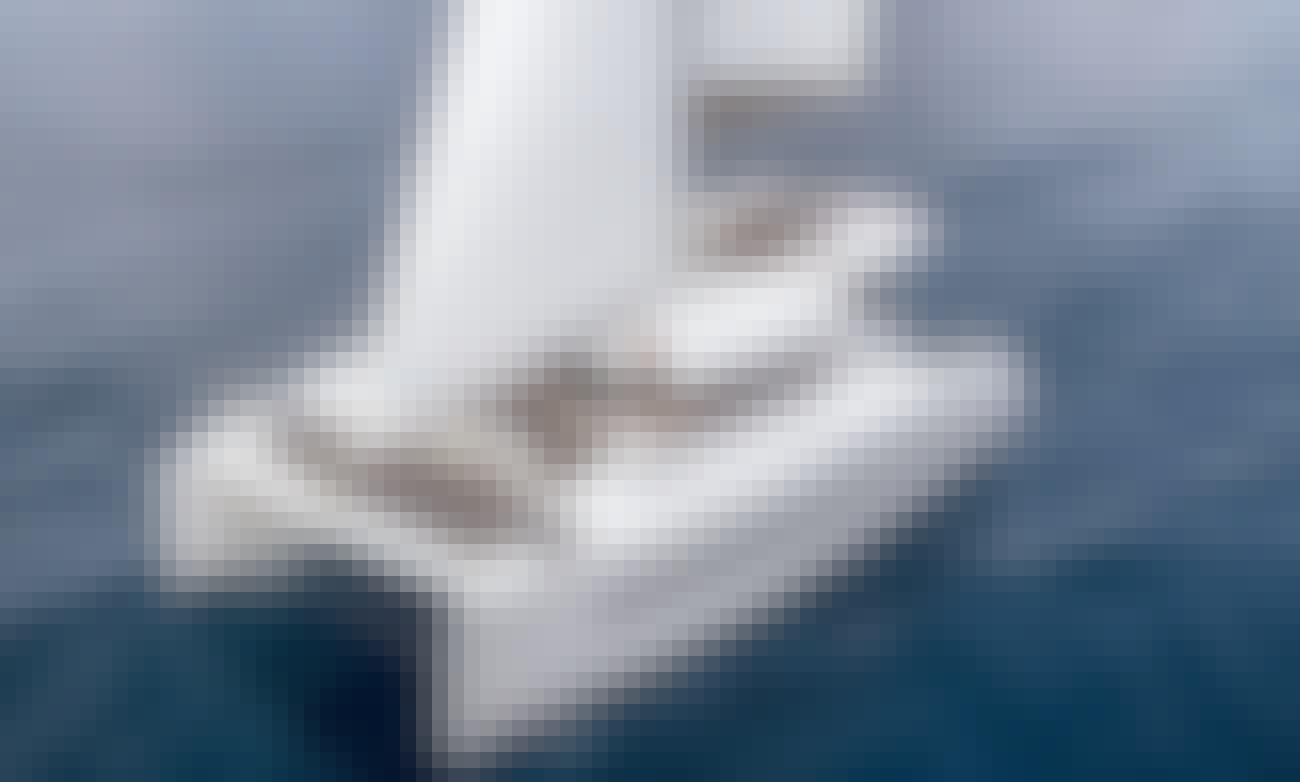 Bali 4.0 Lounge Cruising Catamaran Rental in Barcelona, Spain