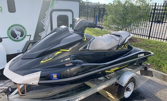 Yamaha 3-Rider Jet Ski for Rent St. Augustine