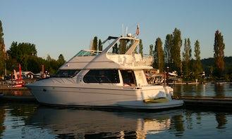 Carver 450 Voyager Rental in Coeur d'Alene