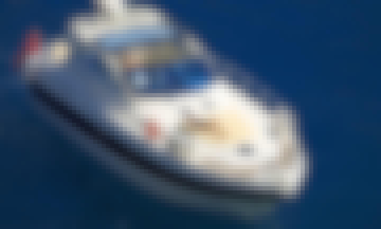 Cranchi Mediterranee 50 HT Motor Yacht in Marmaris, Turkey