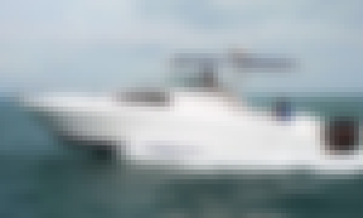 Charter Fishing Boat Holding 7 in Dubai