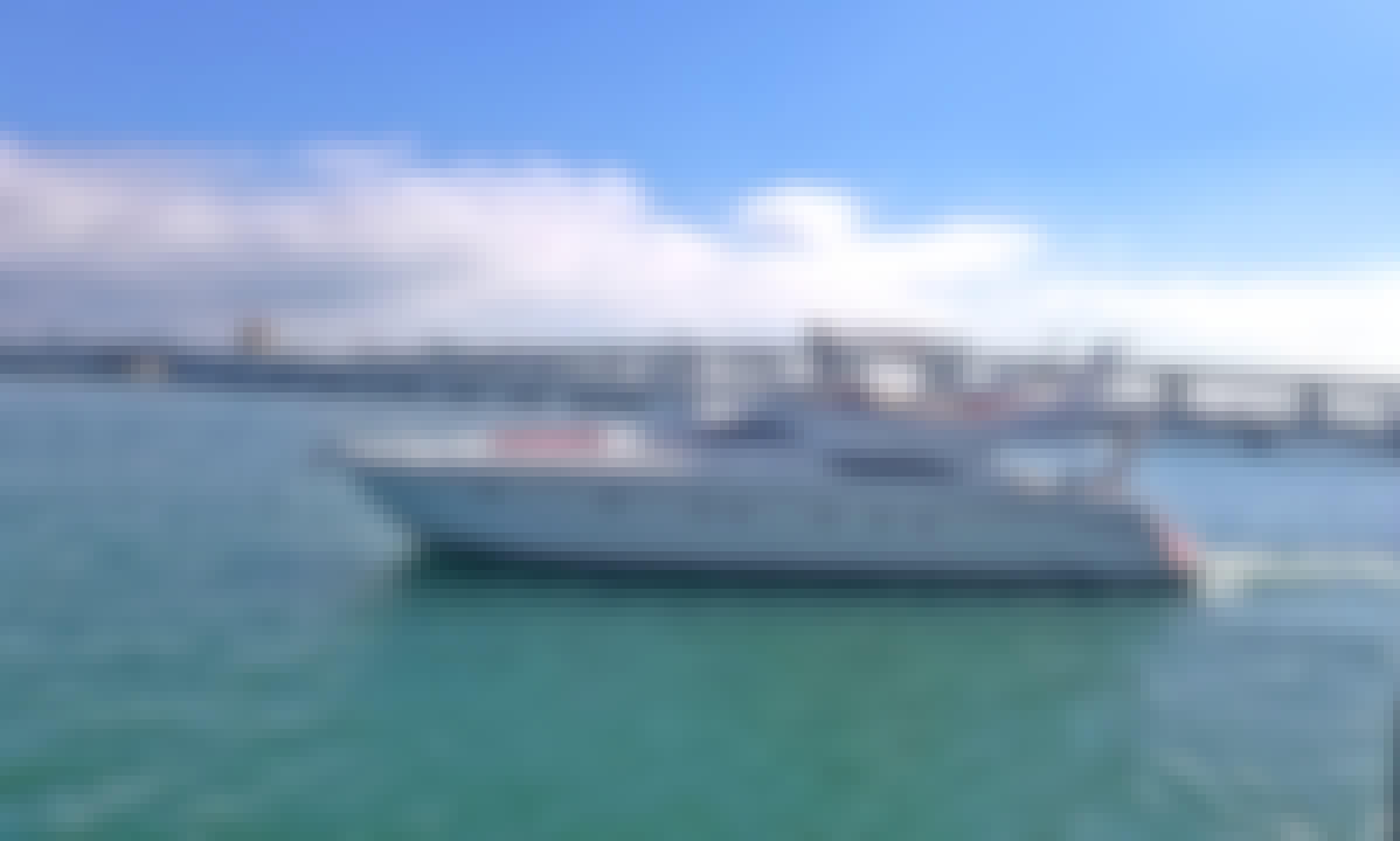 60' Ferretti Power Mega Yacht in Miami, Florida