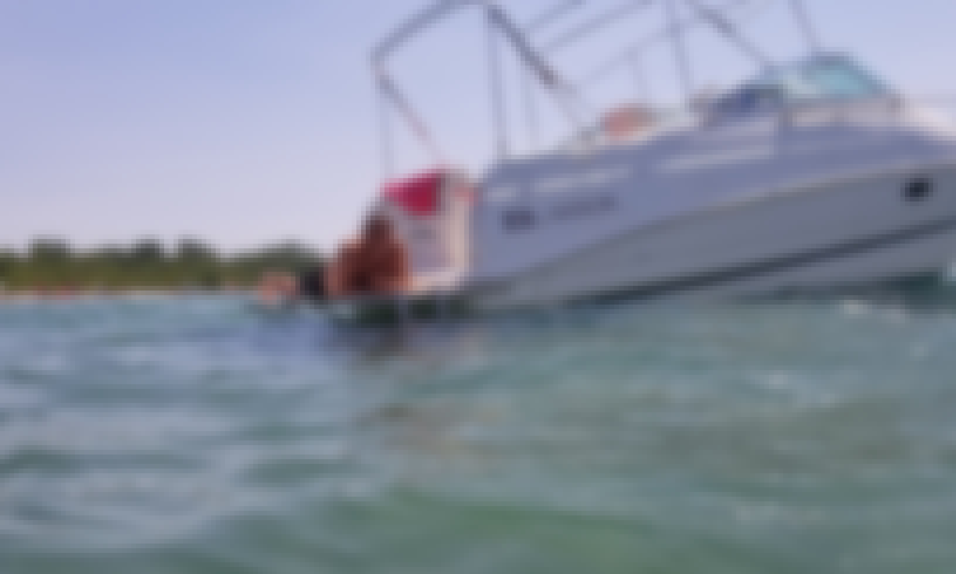 Rent the 26' Larson 270 Cabrio Boat in Toronto, Ontario