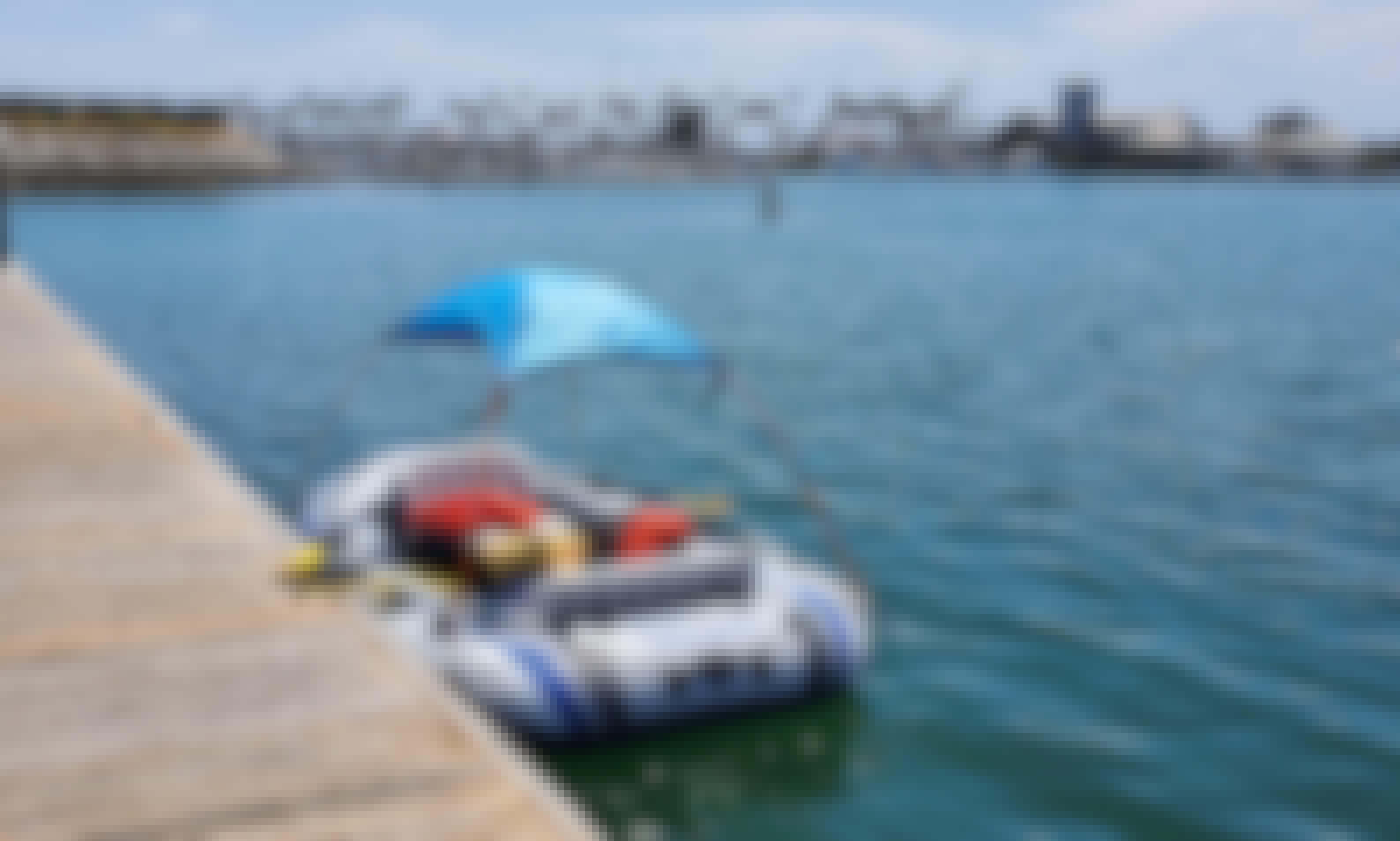 Great Row Boat for Ventura Harbor or Marina Del Rey!