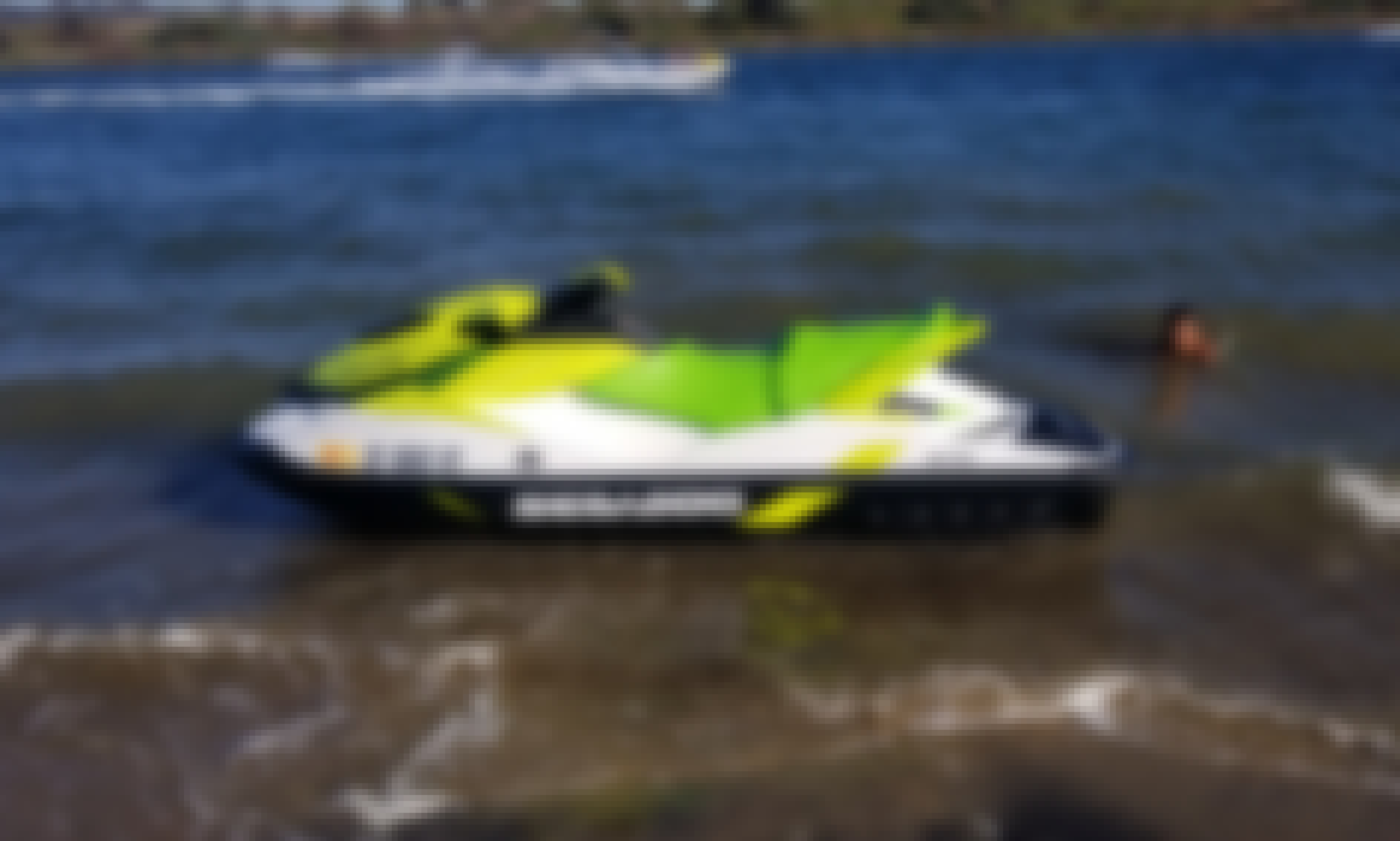 Rent 3-Seater Sea Doo GTI Personal Water Craft in Imperial Beach