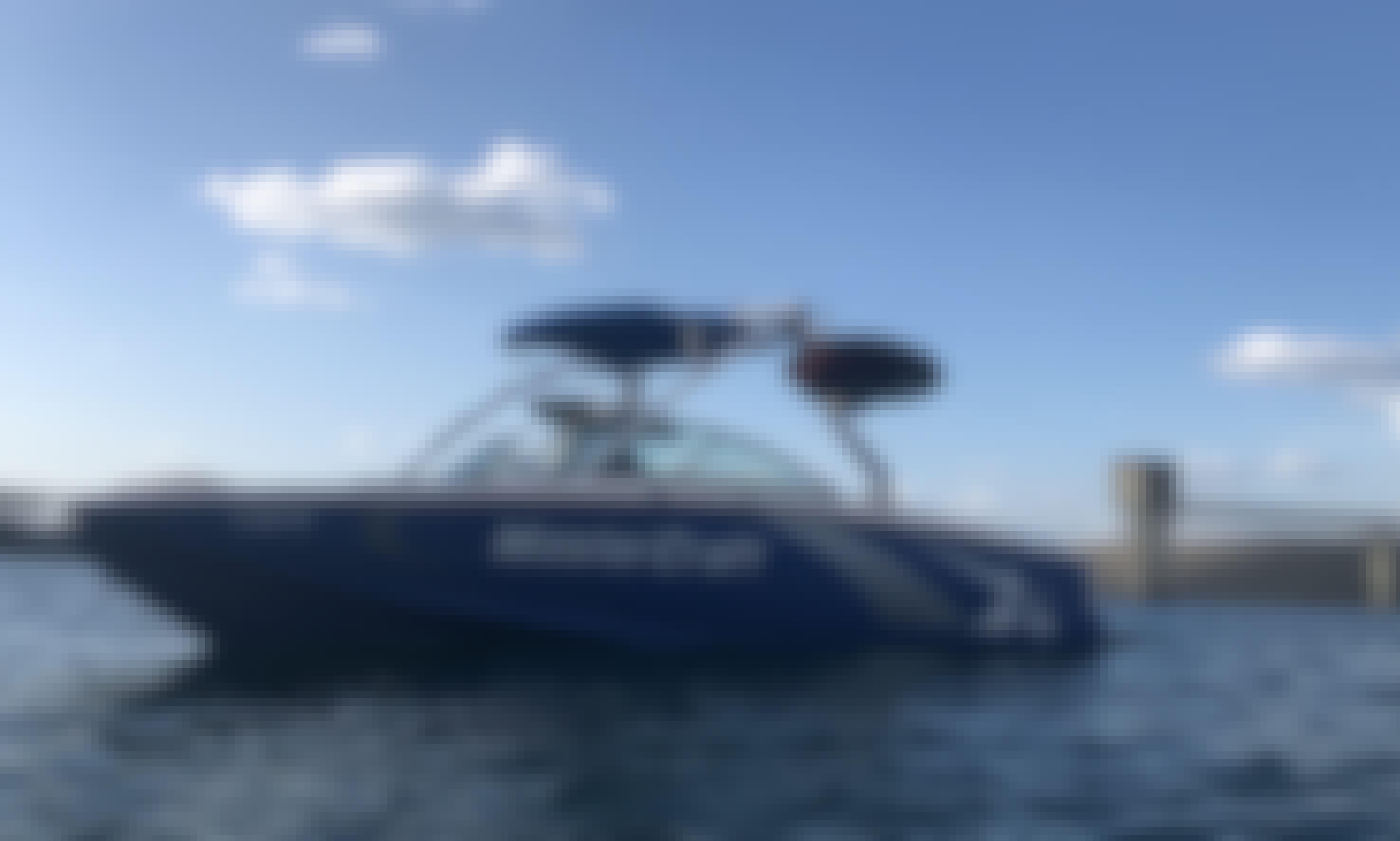 Rent this 24' MasterCraft X45 on Canyon Lake