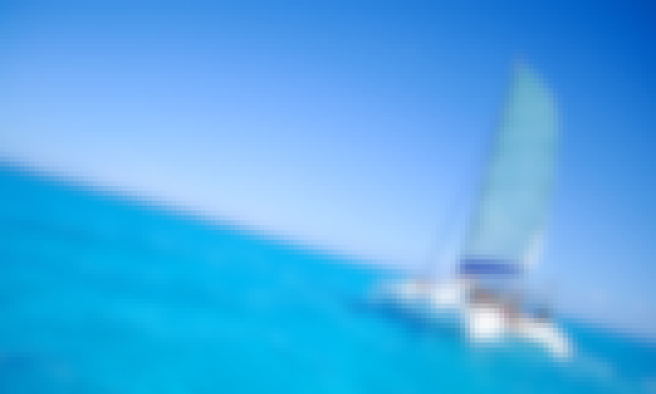 """Private Charter the """"Wild Cat"""" 35ft Sailing Catamaran up to 6 people"""